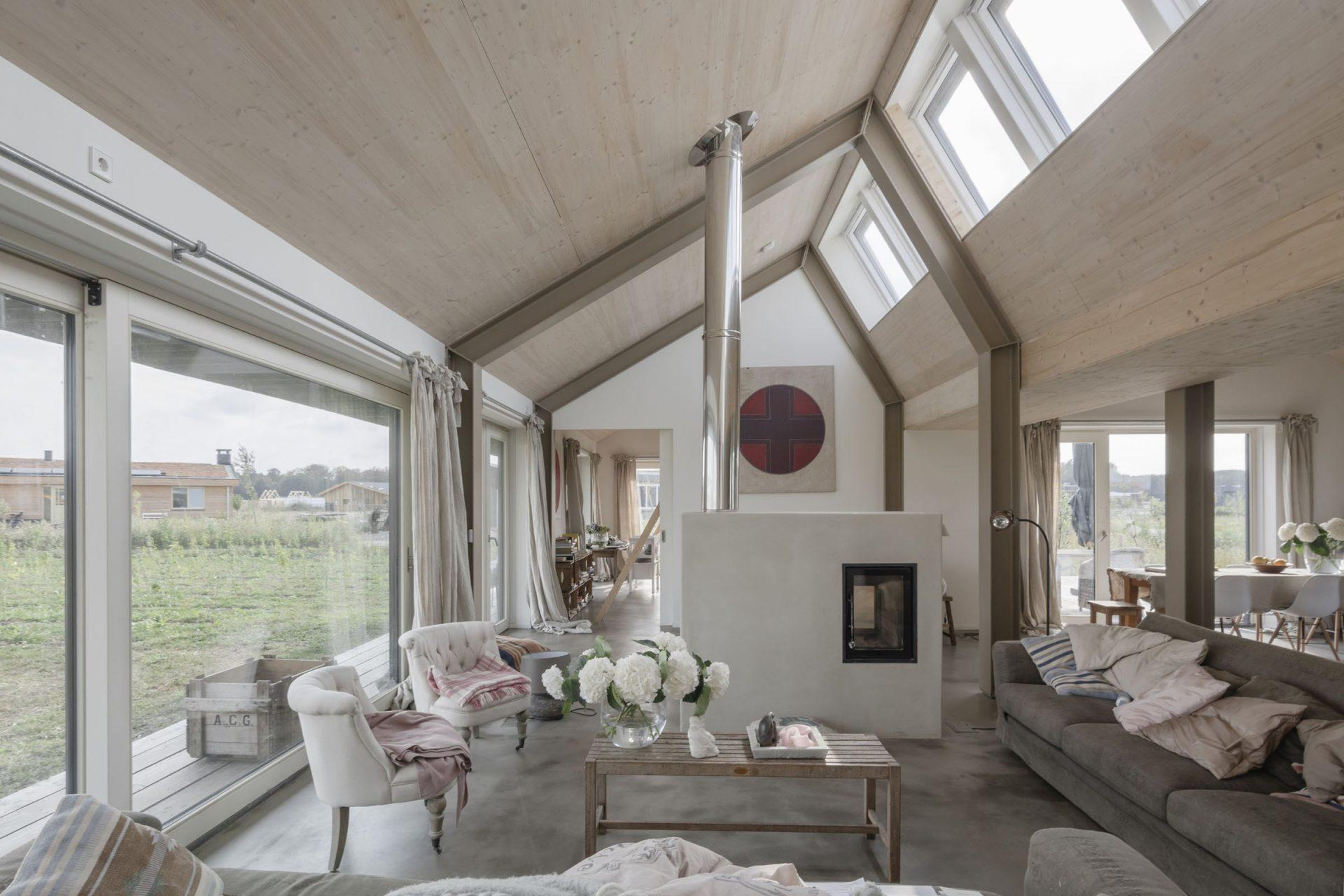 188NJ Oosterwold woonkamer