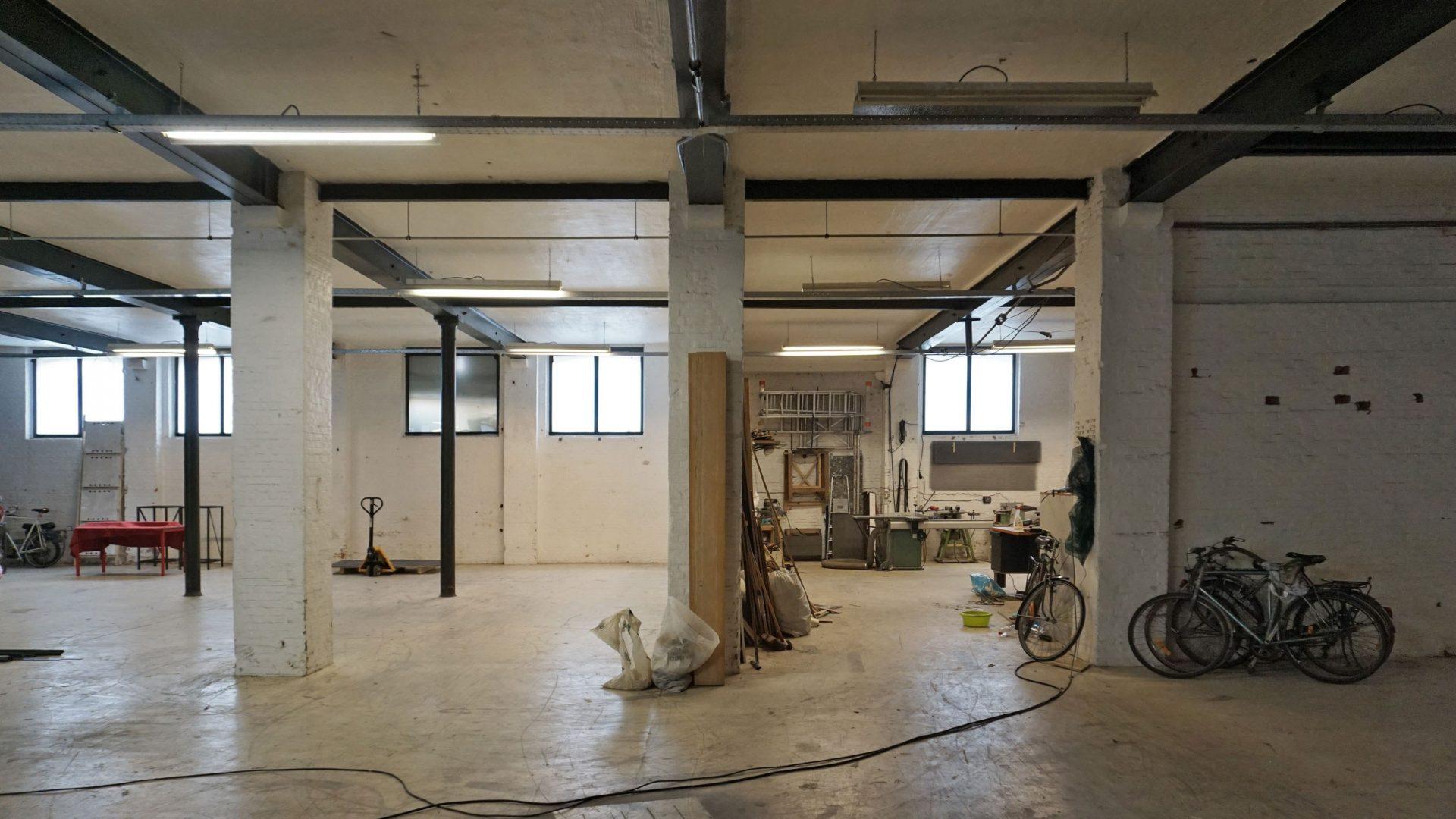 Everaert Existing Interior Ground