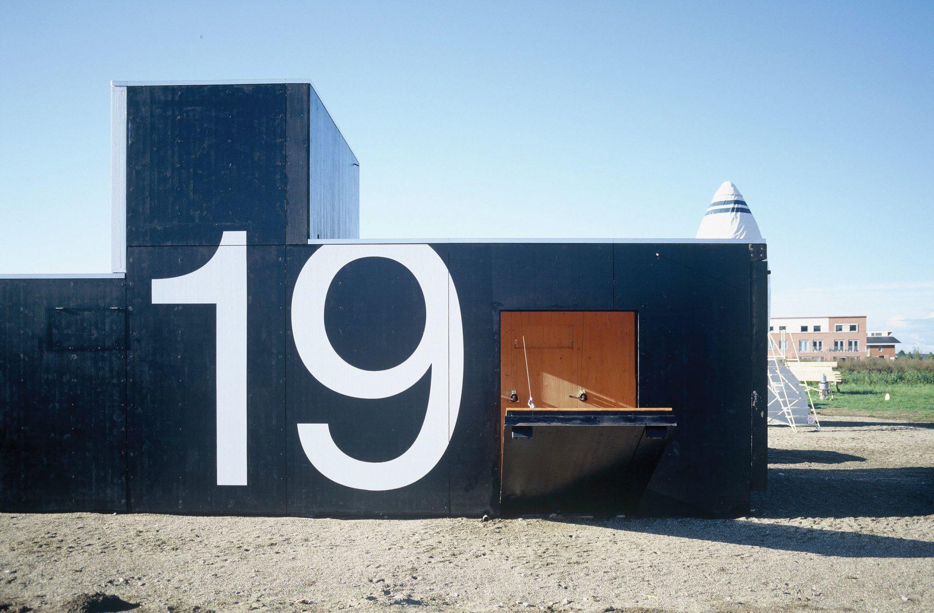 Huis 19 Door