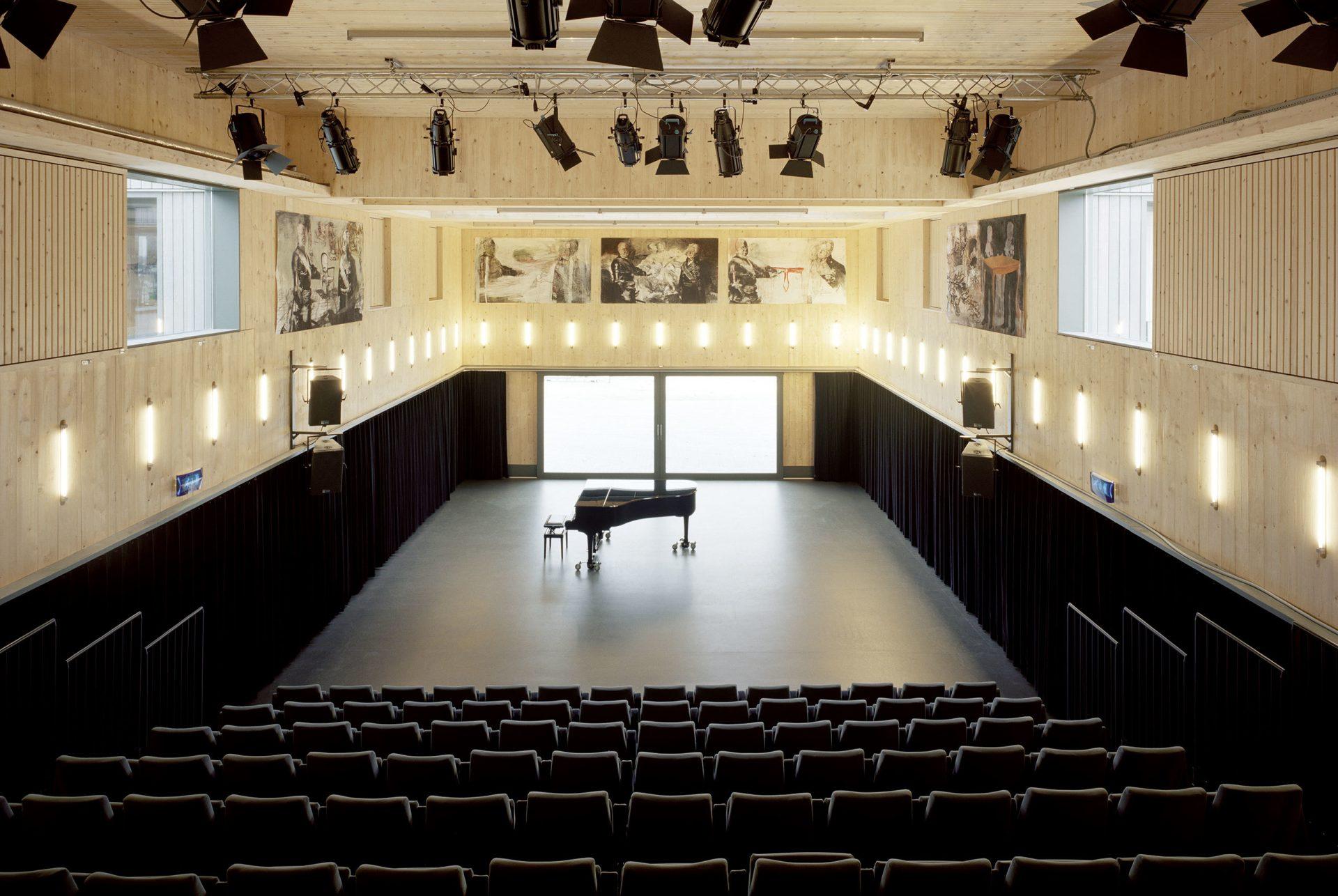 Kamers Auditorium 2