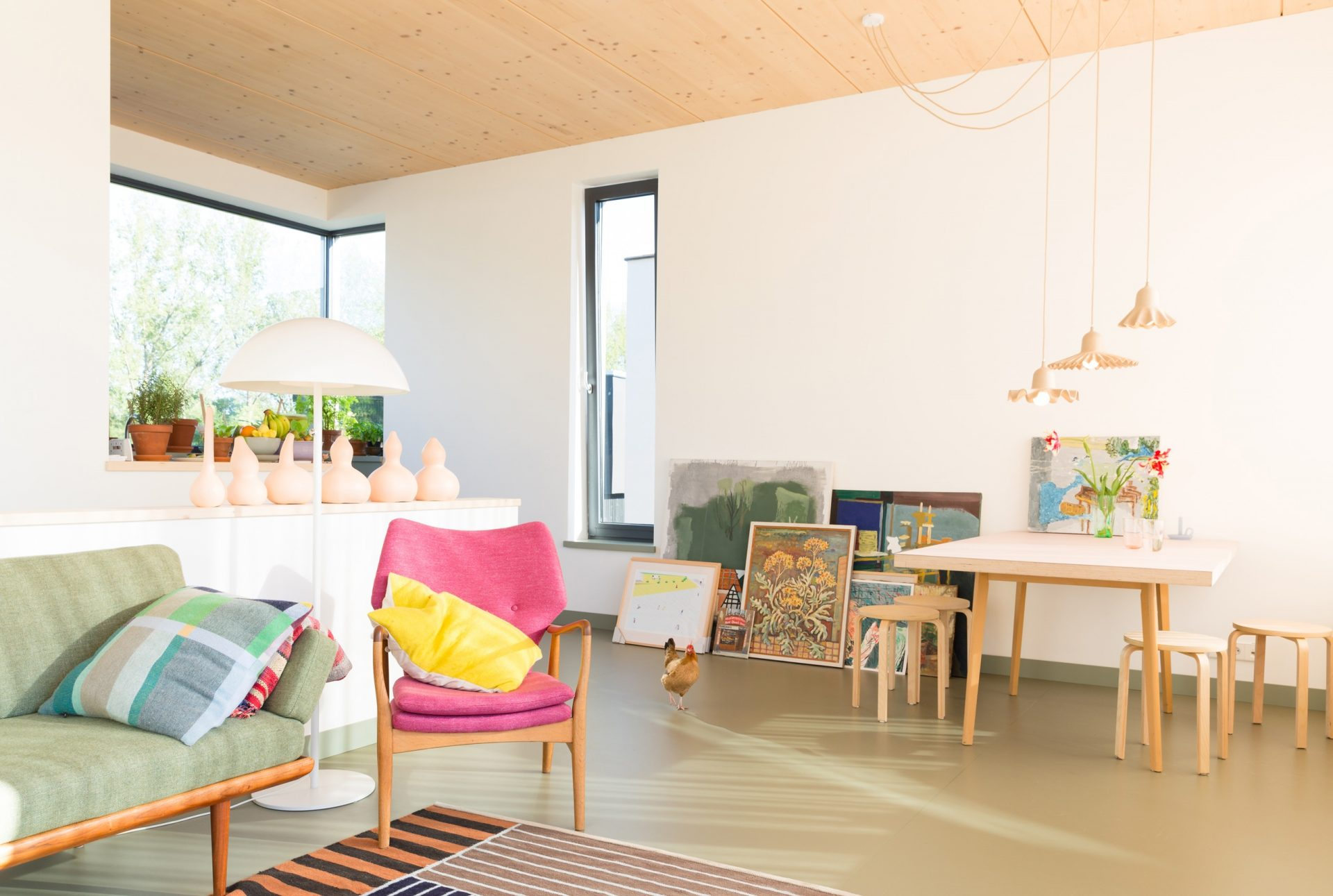 Leonidas Livingroom