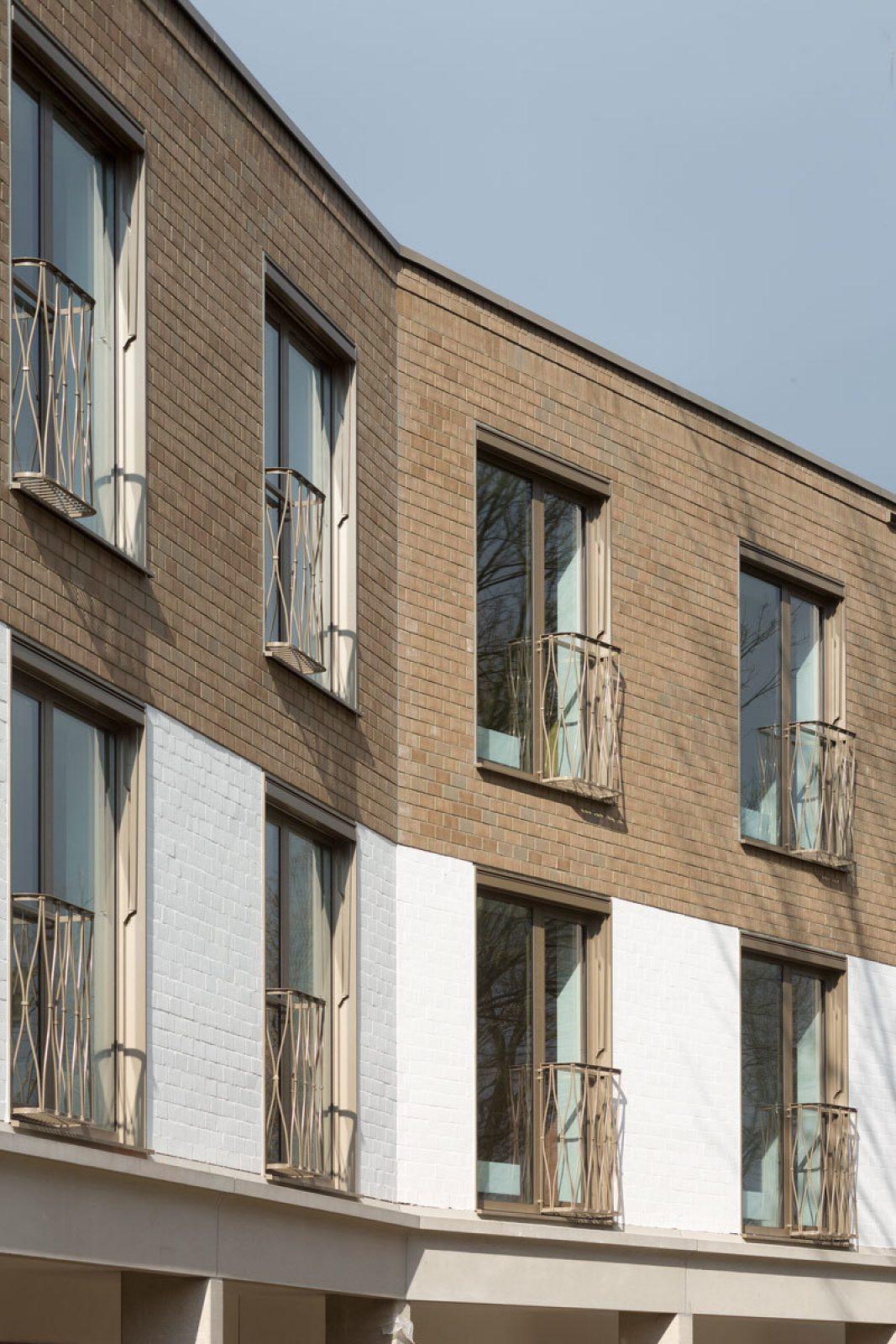 Machelen Balcony Detail