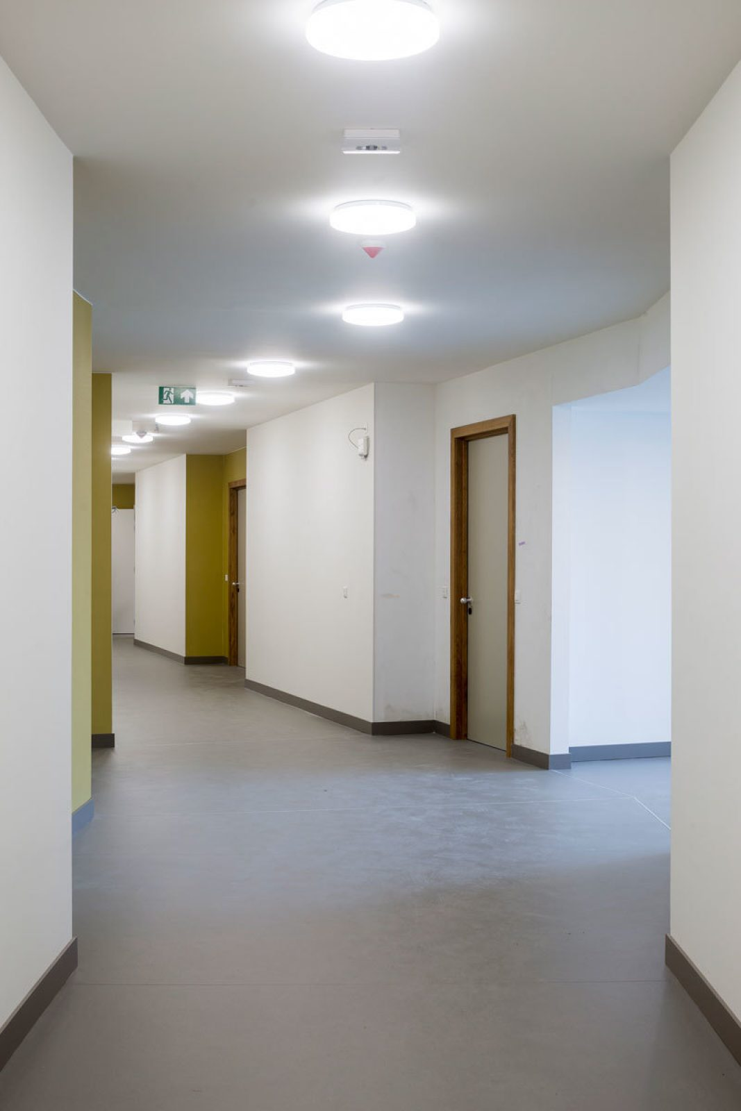 Machelen Corridor