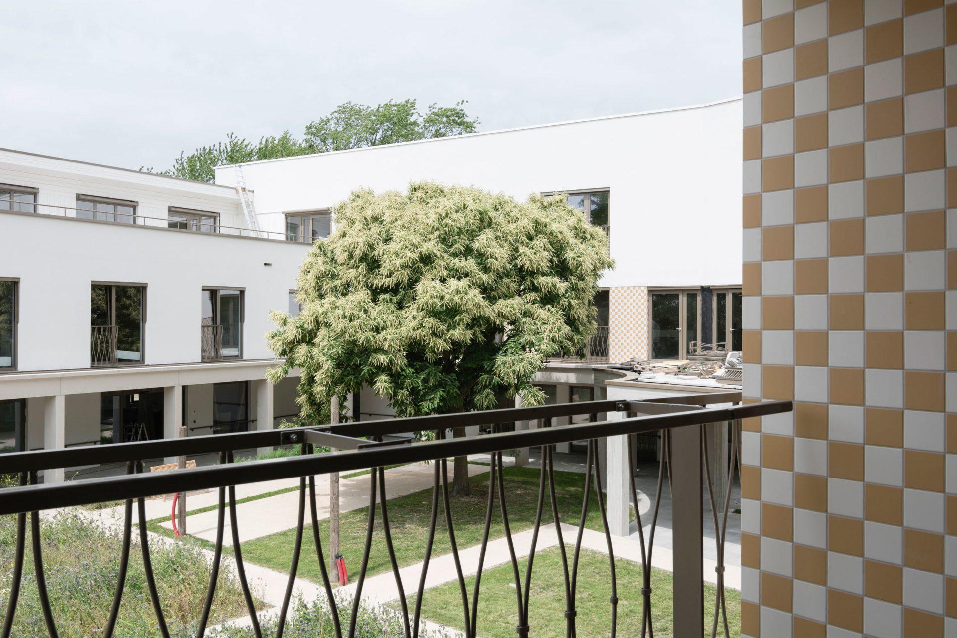 Machelen Garden Tiles