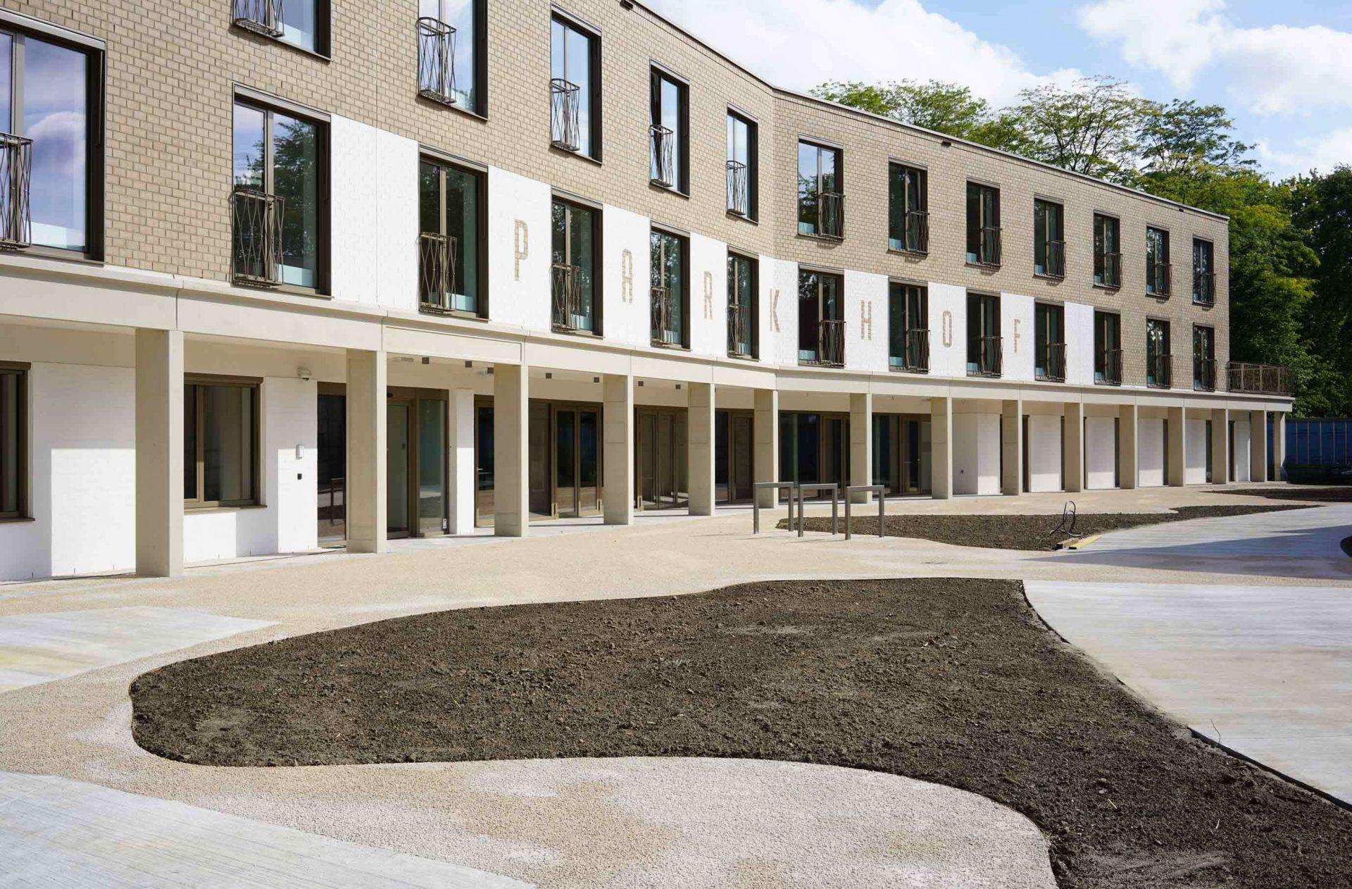Parkhof In De Zon Dsc00823