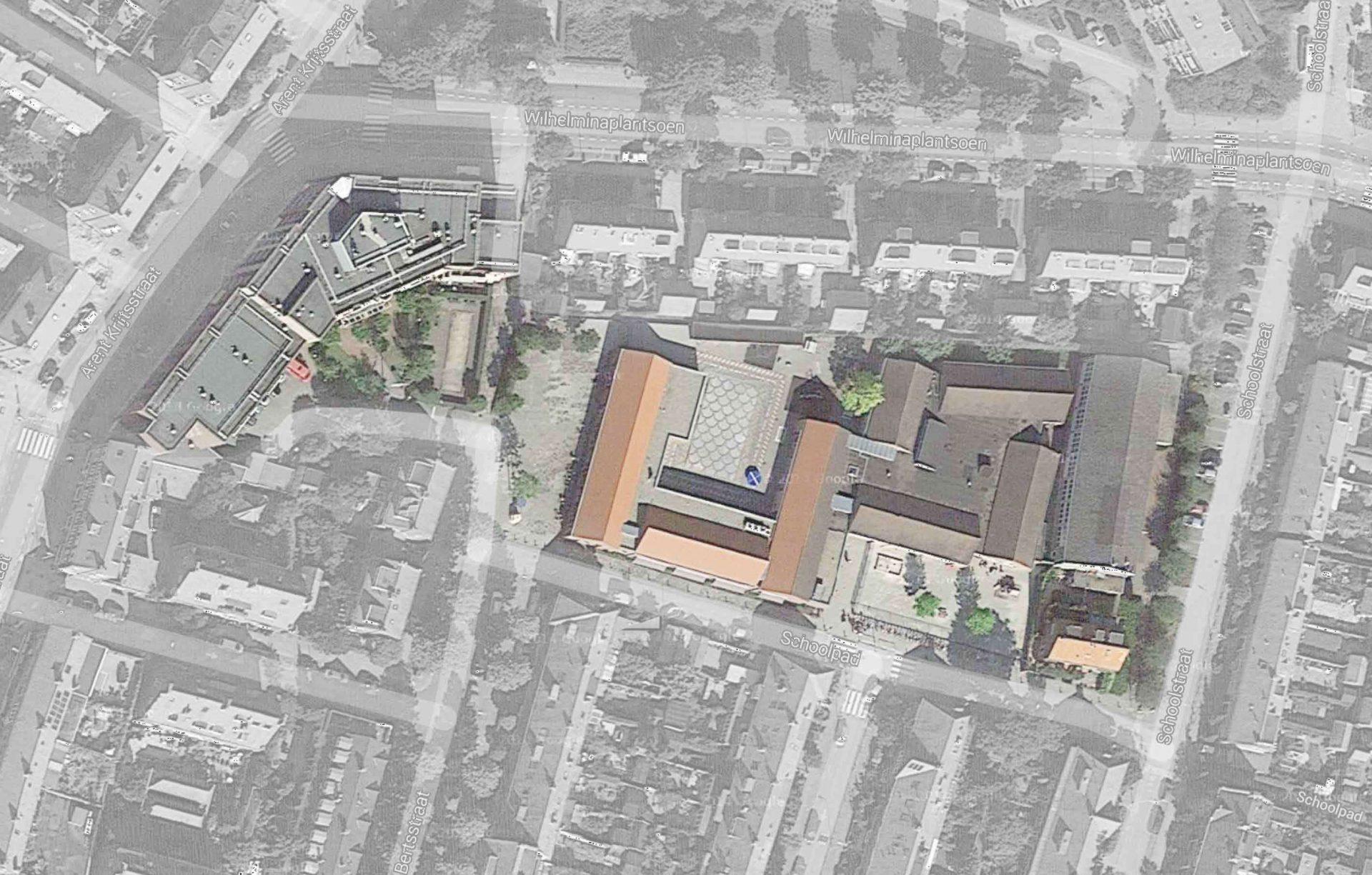 Diemen Aerial 01 General Aerial Photo