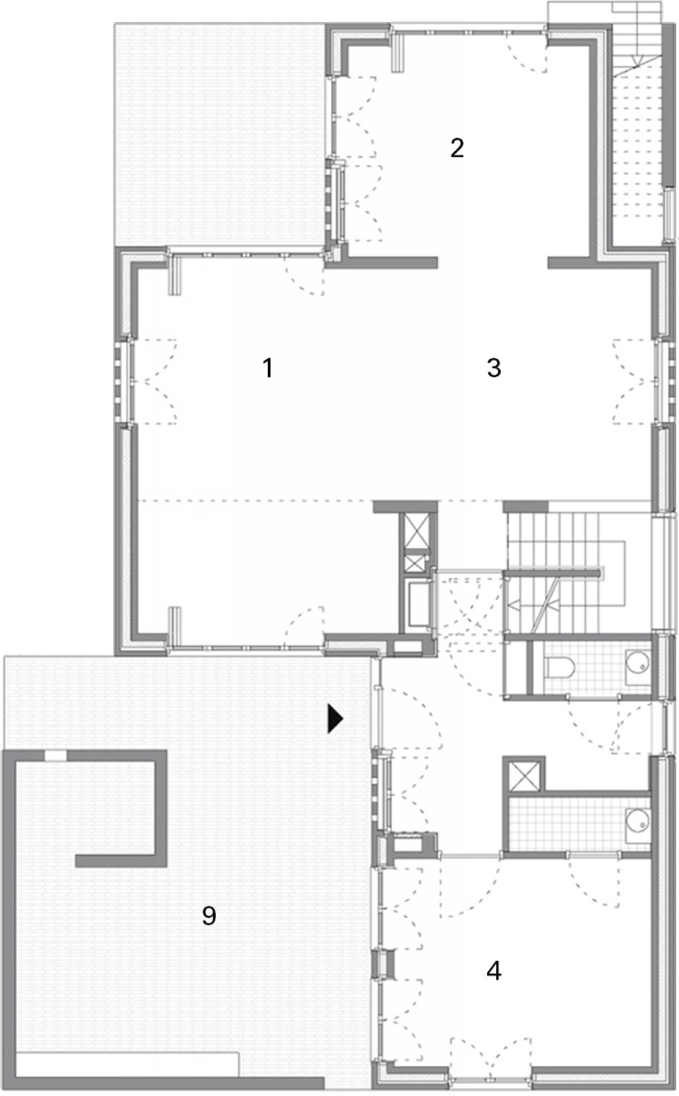 Nesselande Drawing Plan 1
