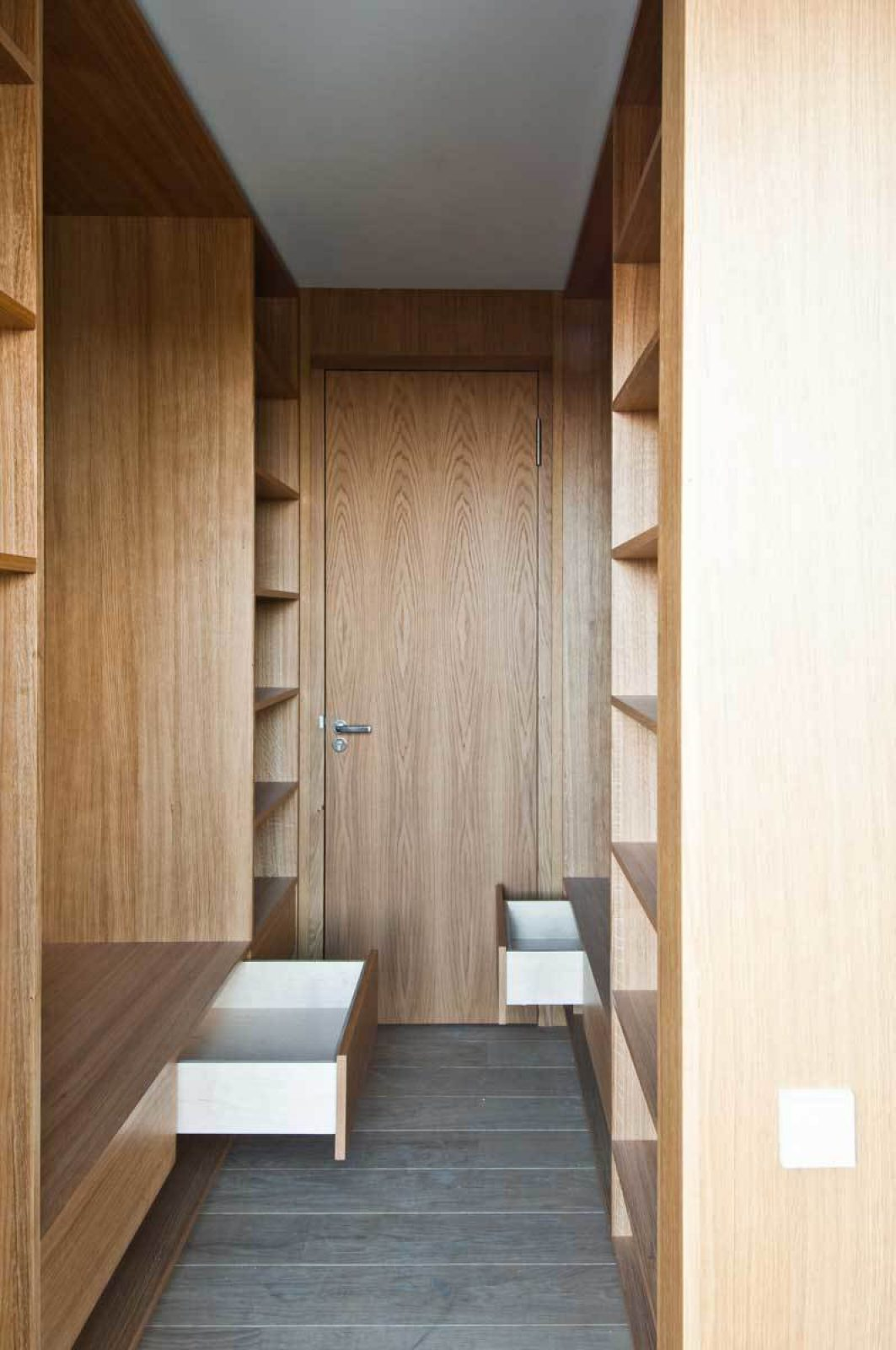 Nesselande Interior Closet
