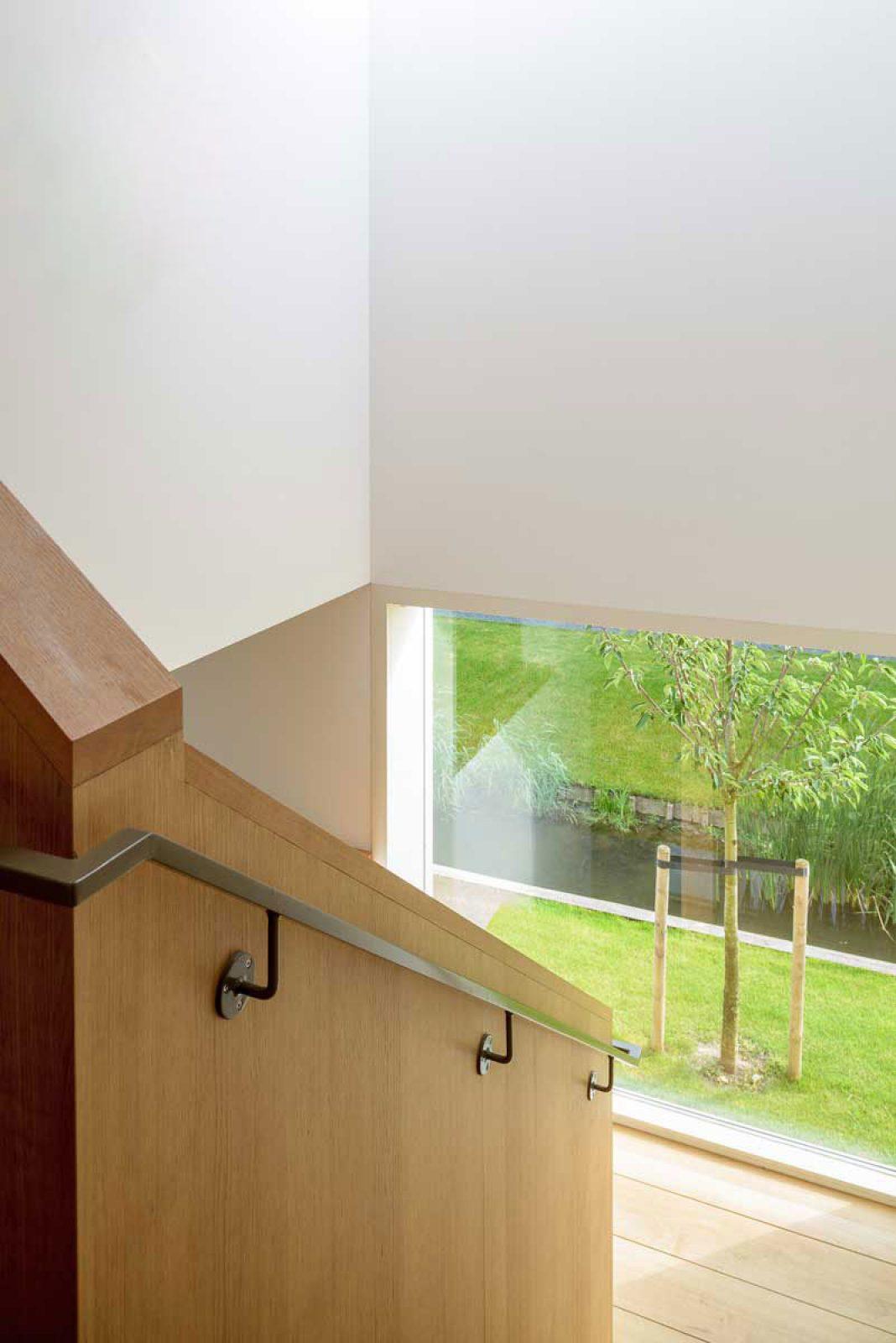 Nesselande Interior Stair Ballustrade