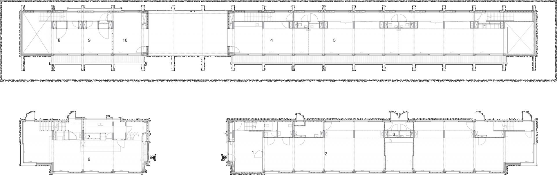 Rowing Building Plan