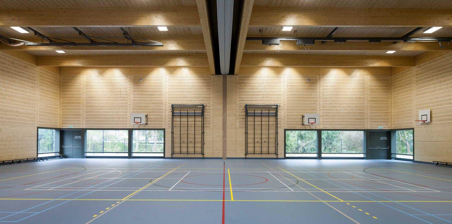 Aj Schreuderschool Gymzaal 1