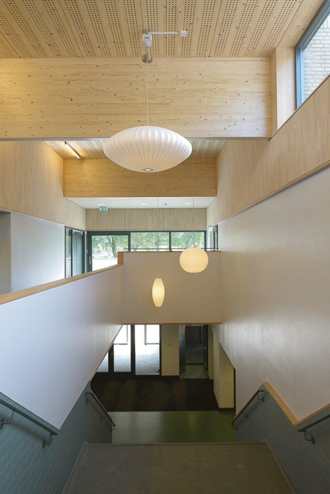 Aj Schreuderschool Stairs 2