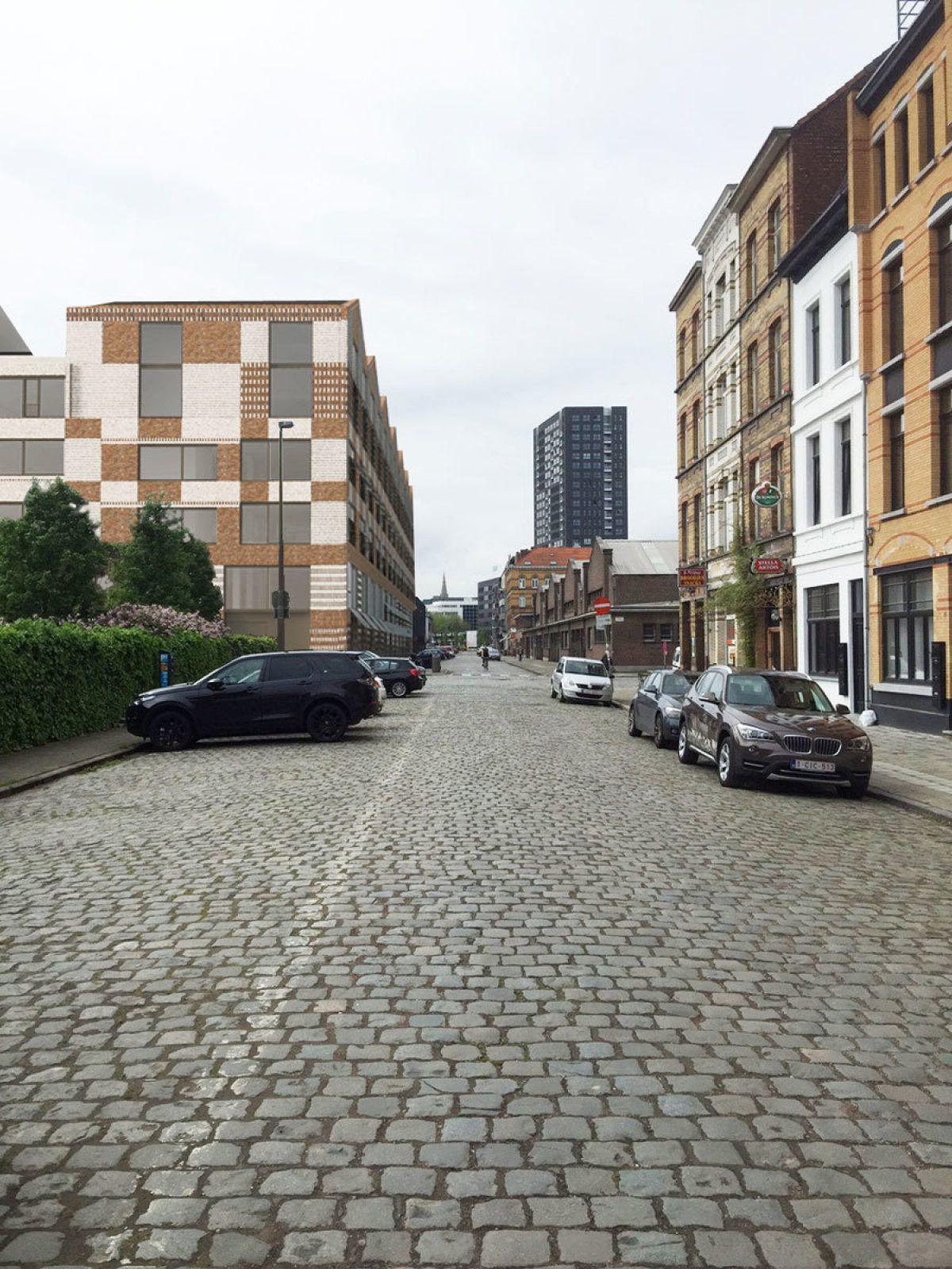 Cadix Intro Street
