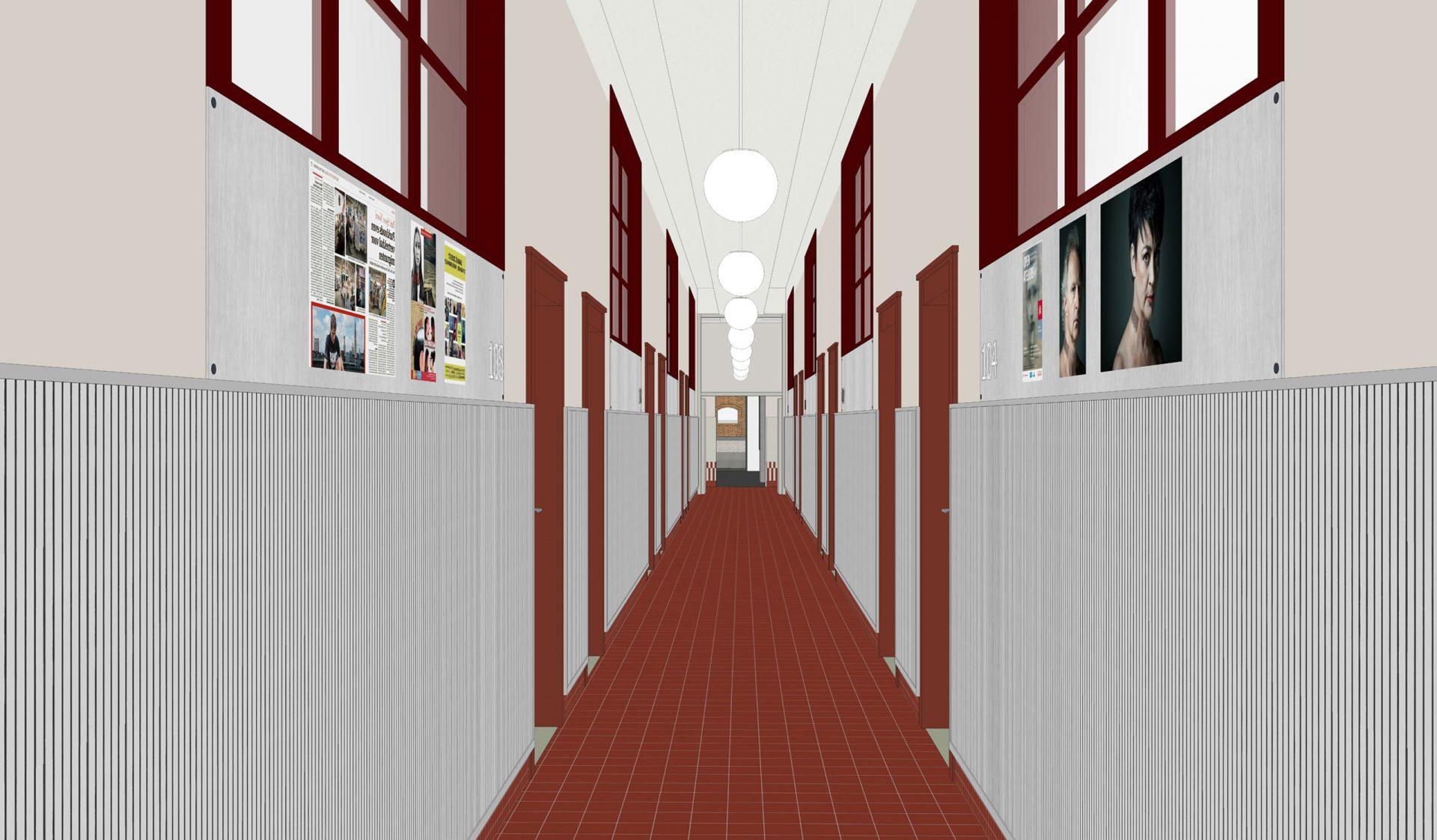 Cadix Va Corridor 101