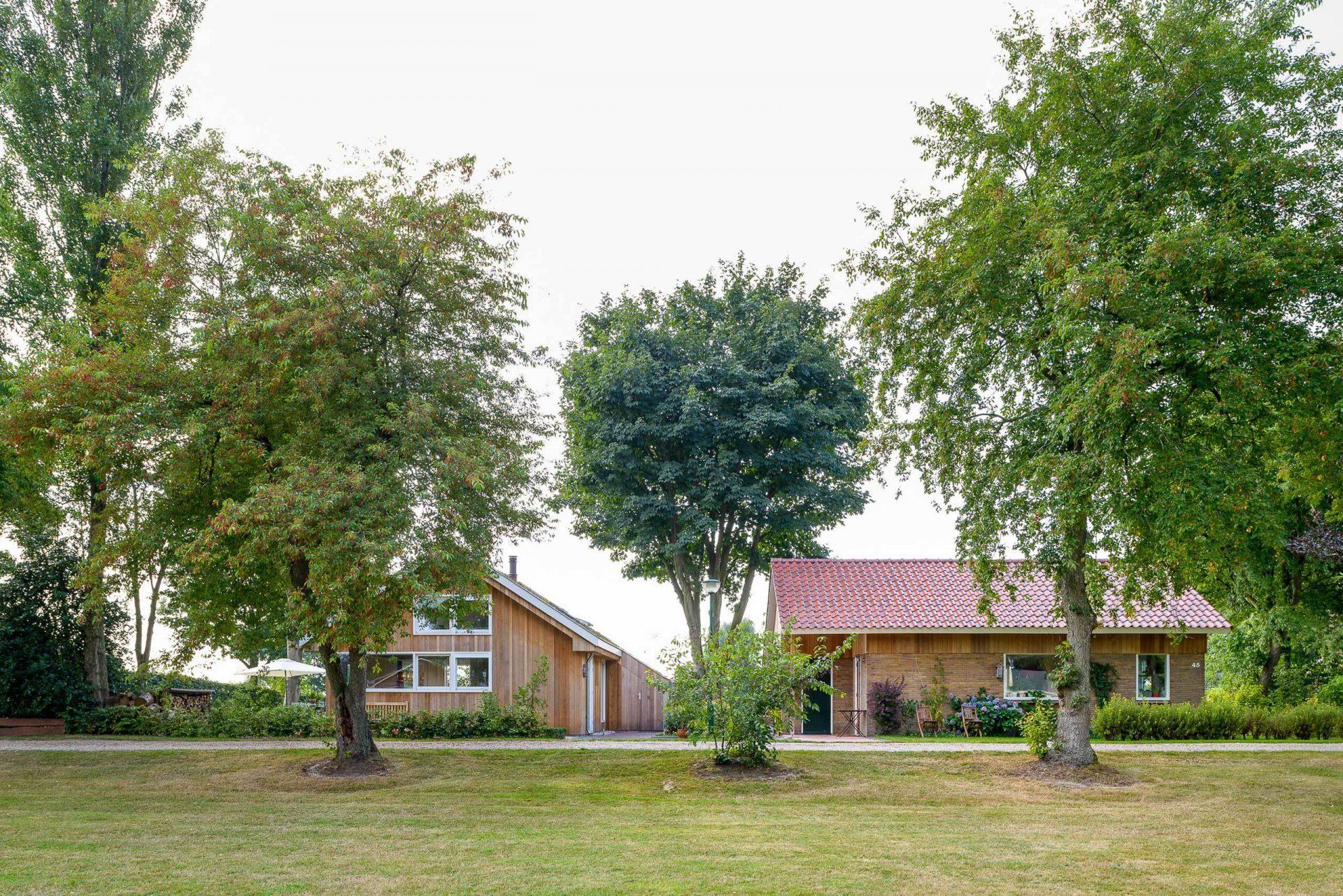 Egelshoek Back Garden 2