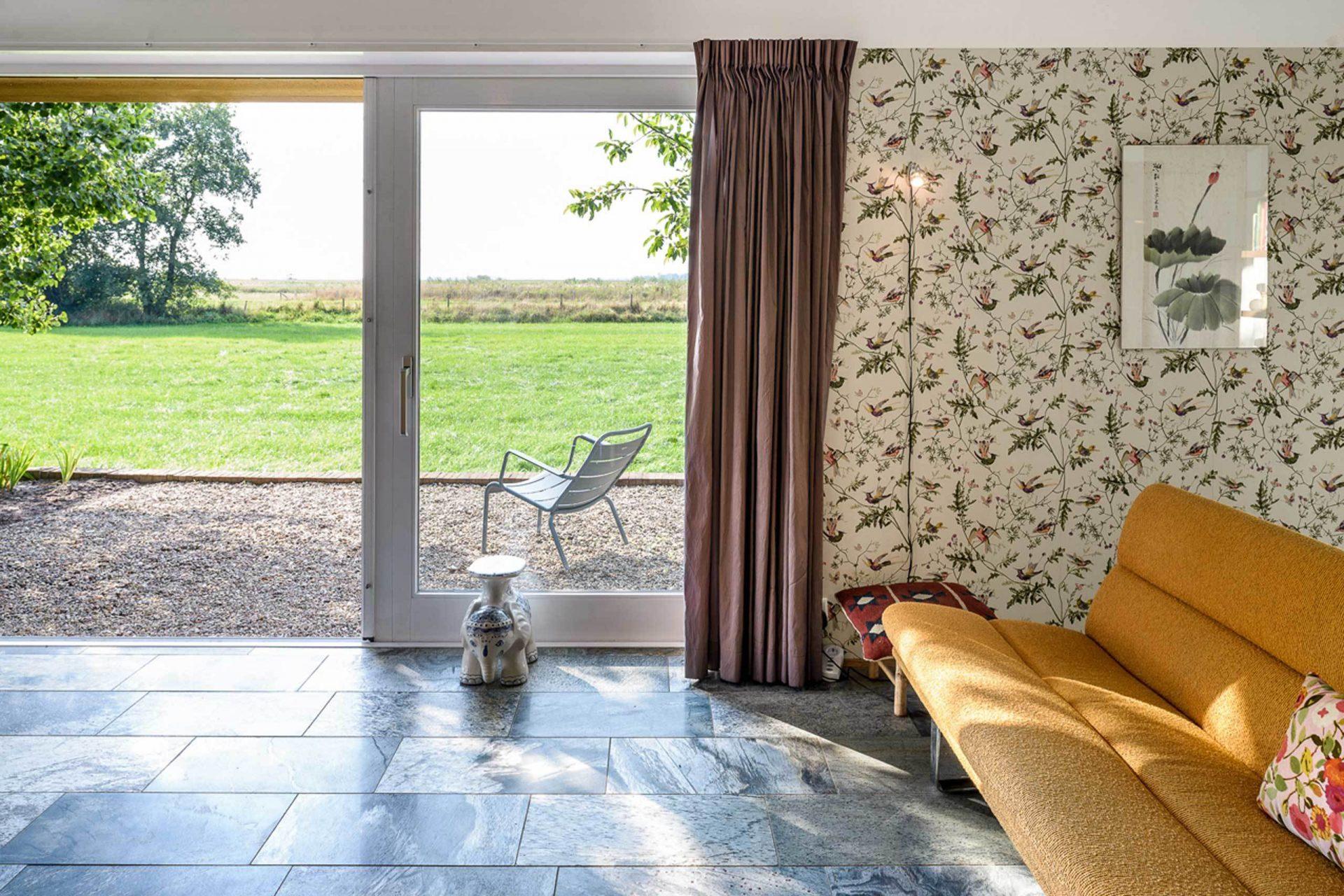 Egelshoek Living Room Garden