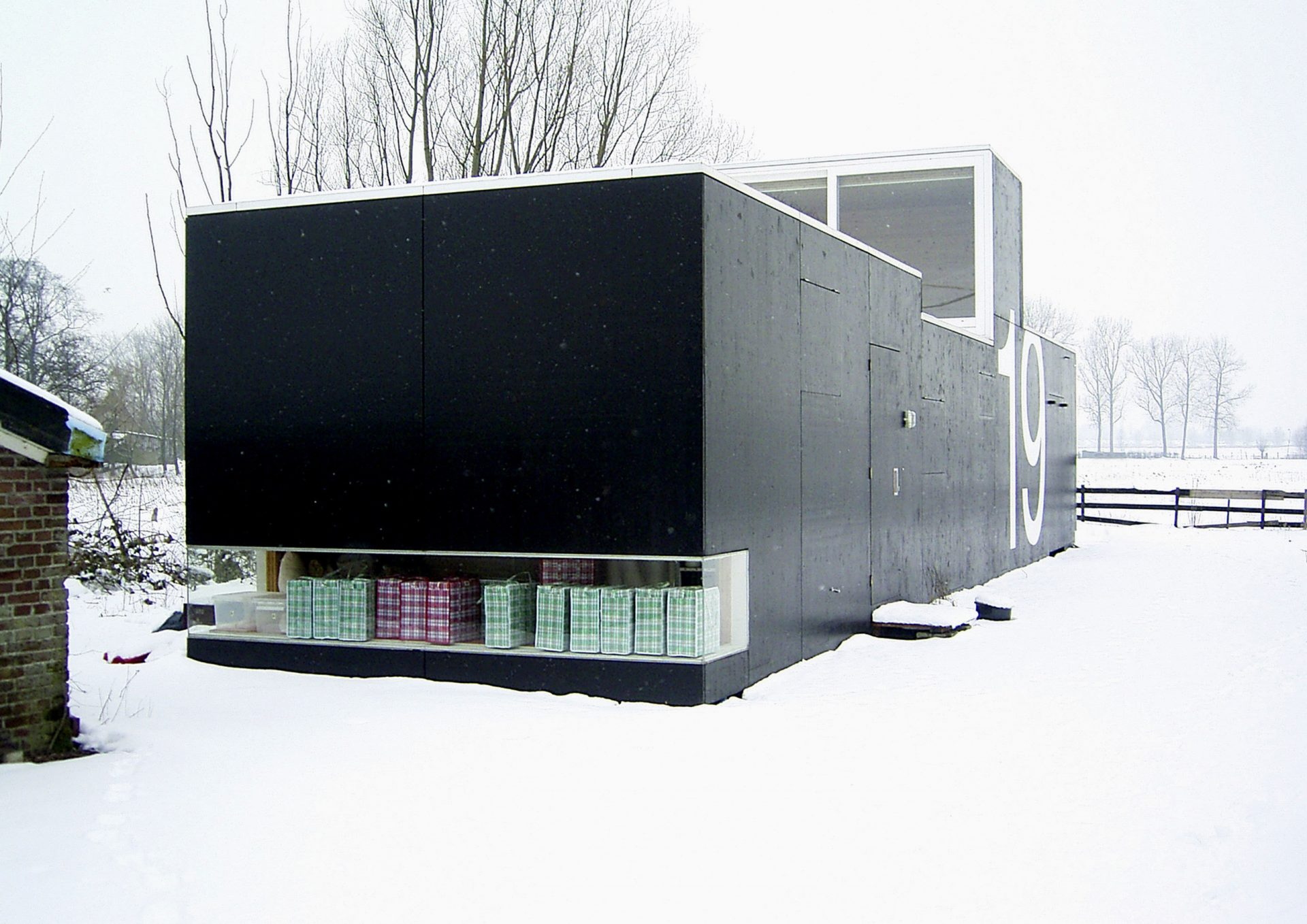 Huis 19 Snow 2