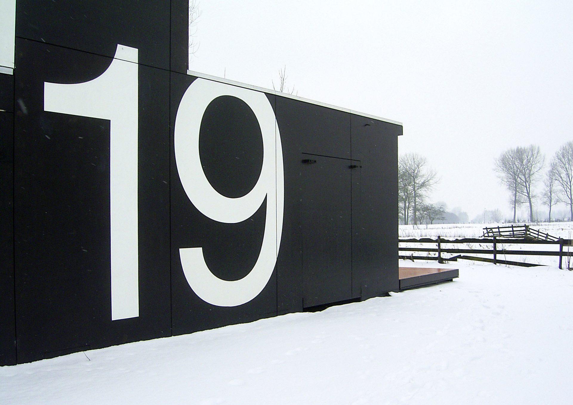 Huis 19 Snow