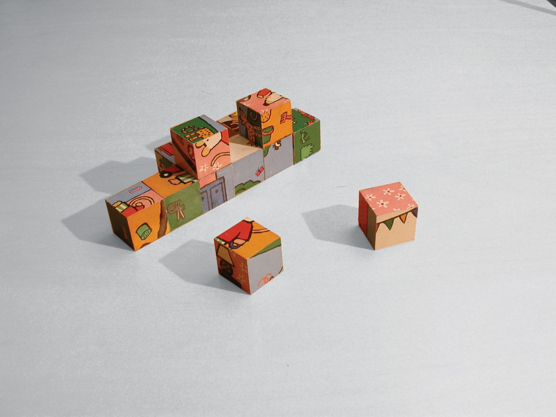 Kamers Cubes Toy 1