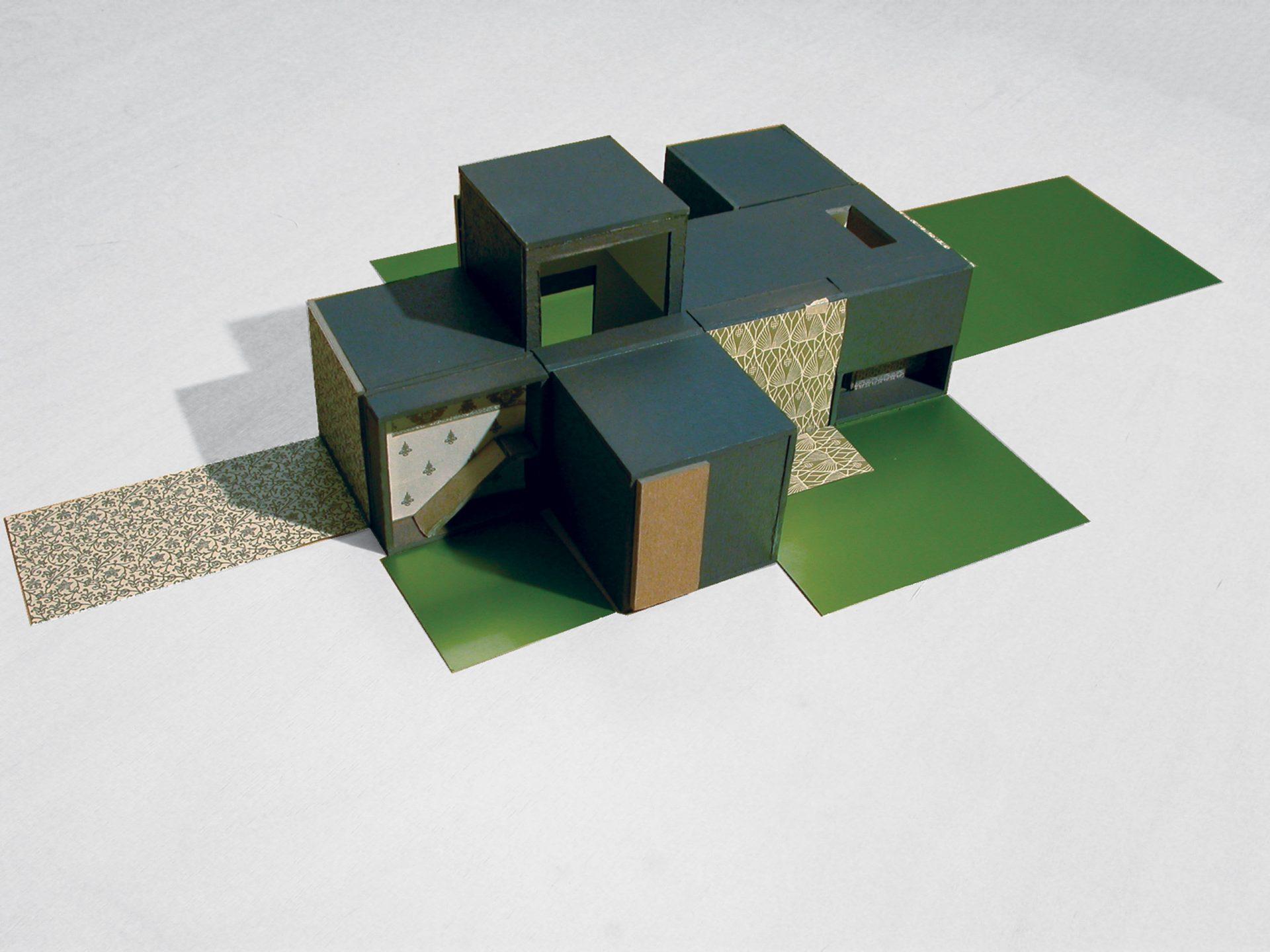 Kamers Model Garden