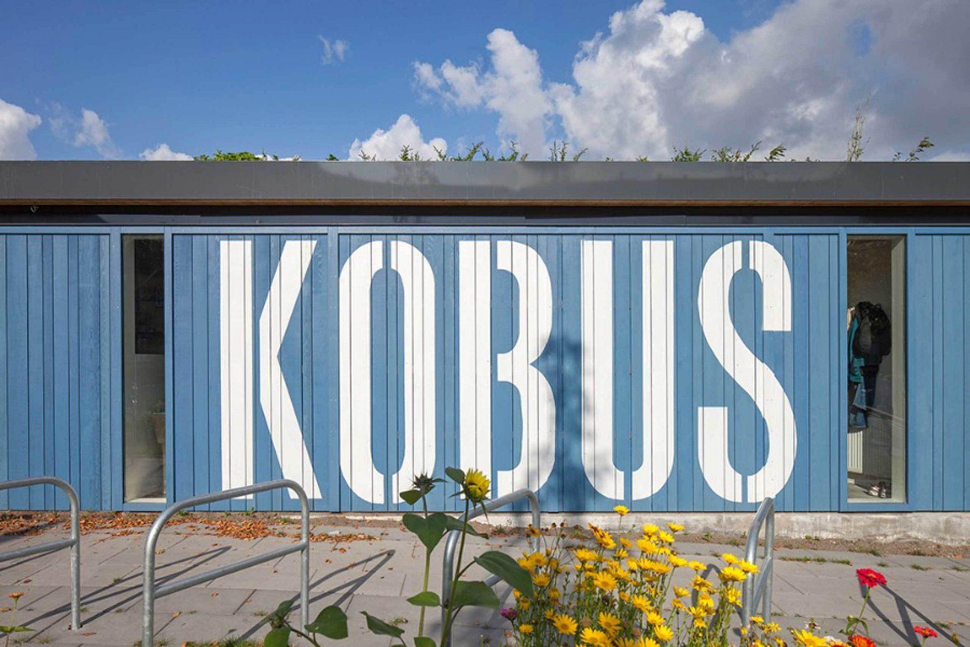 Kobus Front Elev Detail