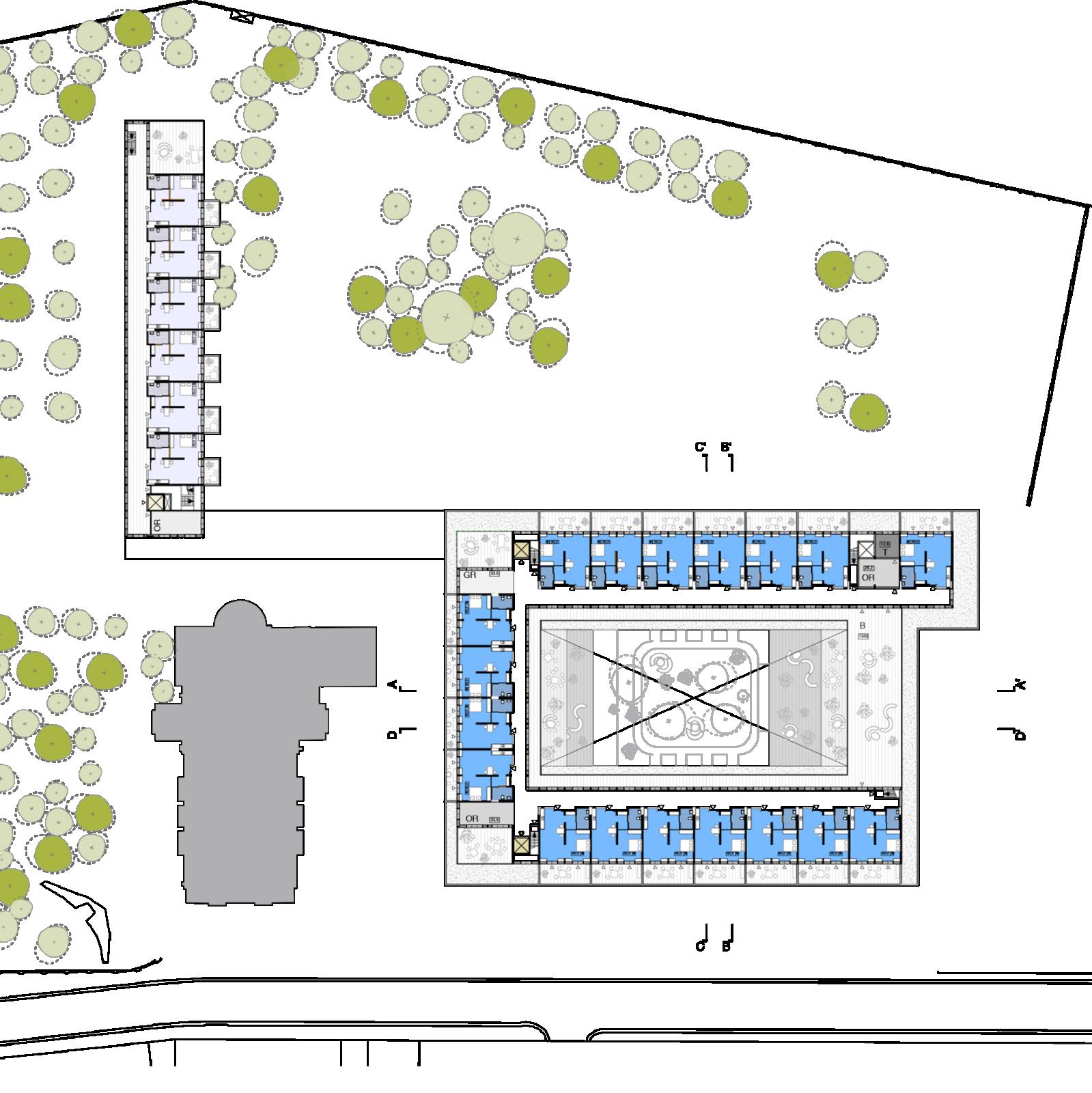 Kruishoutem Floorplan Vd2