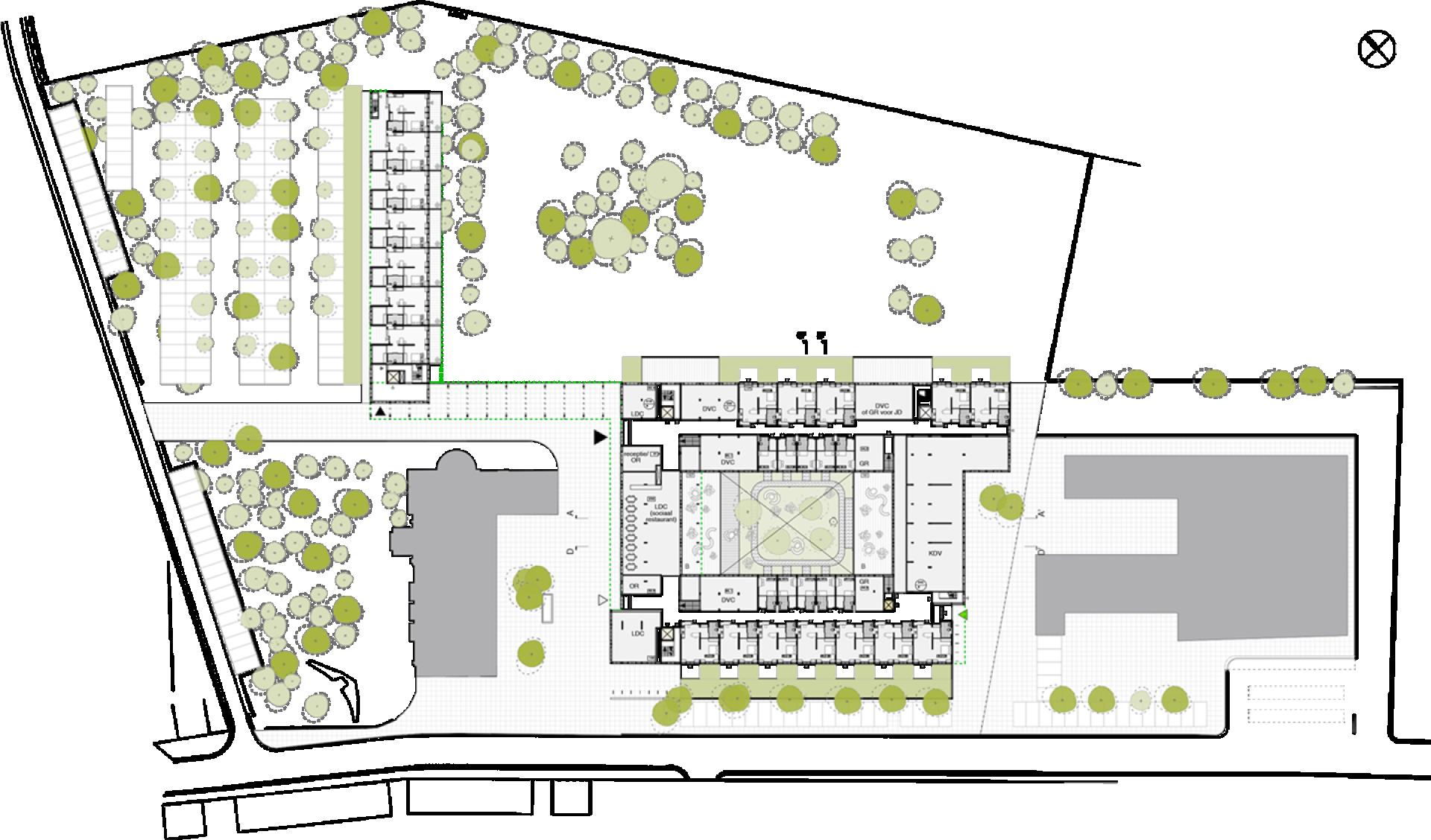 Kruishoutem Floorplan