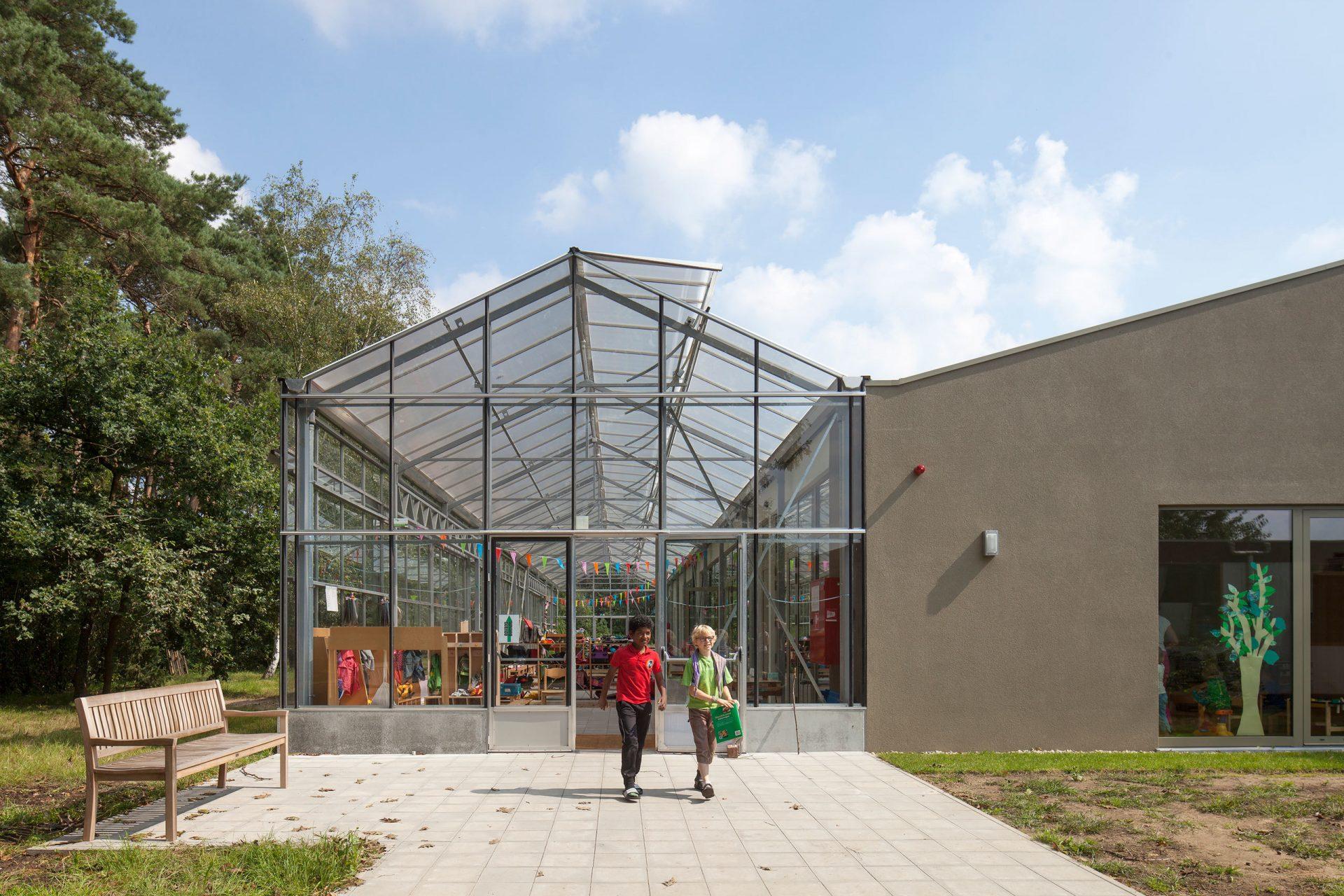 Lille Herentals Entrance