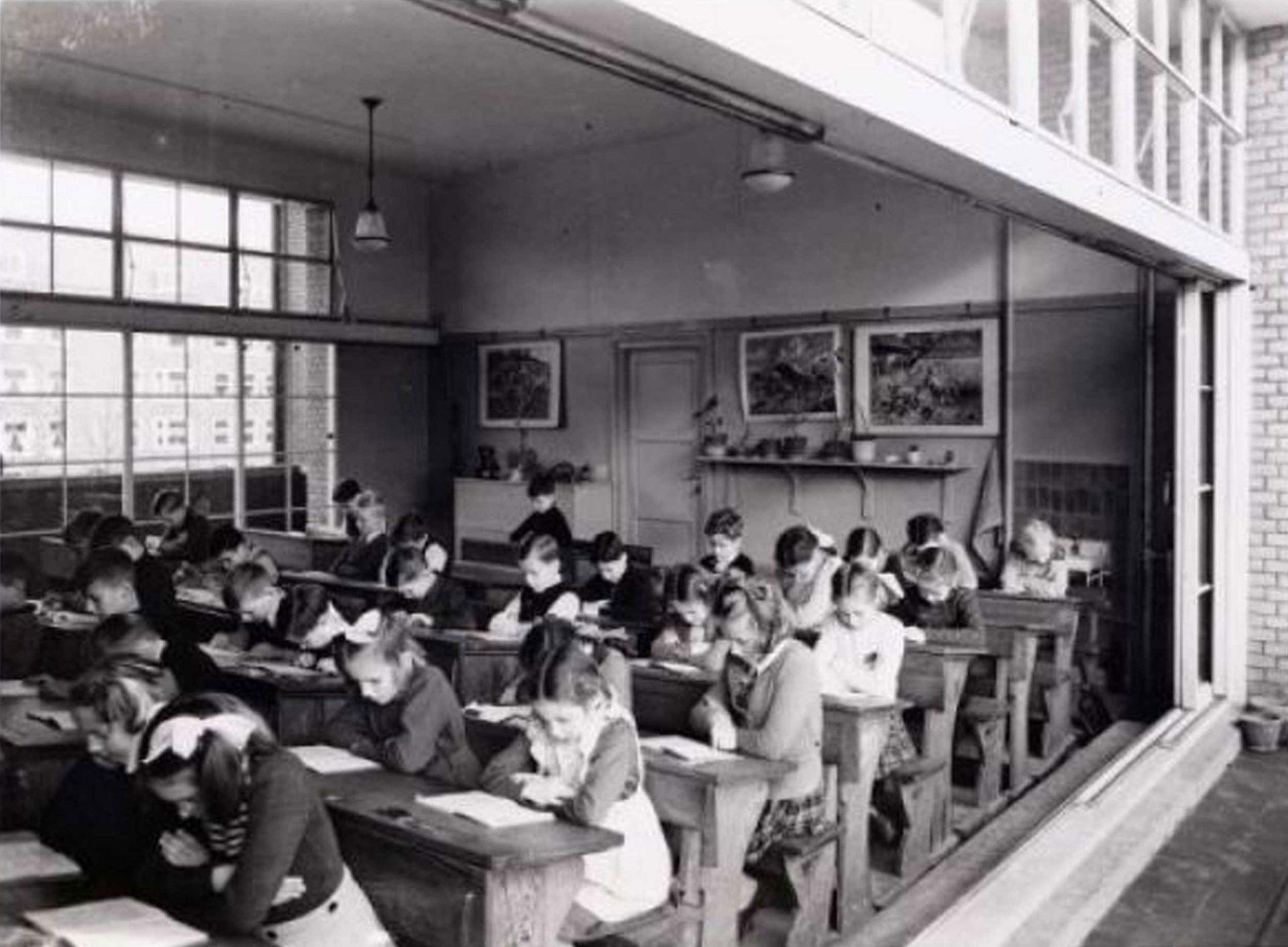 Lille Herentals Openluchtschool