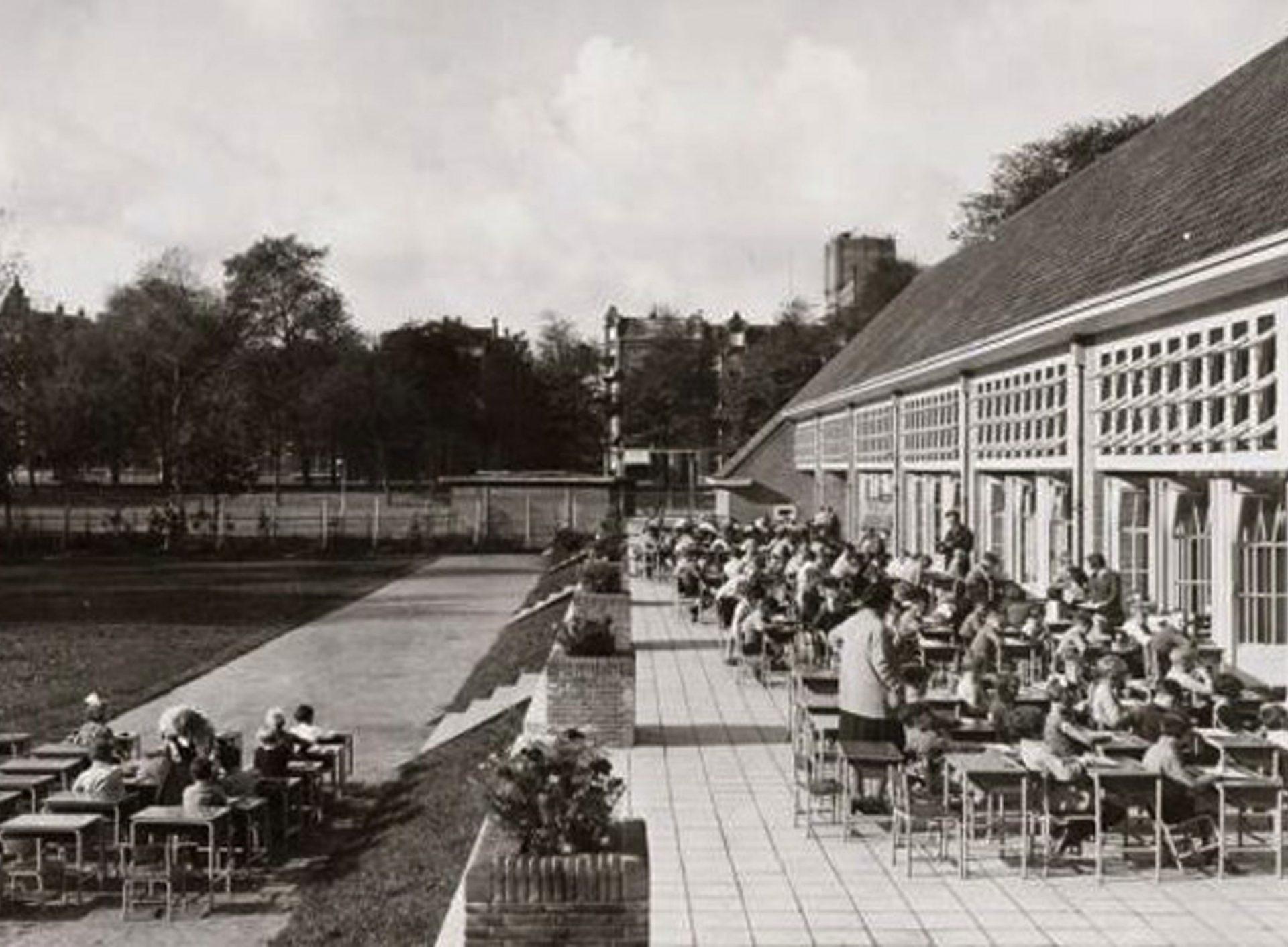 Lille Herentals Tweede Gemeentelijke Openluchtschool