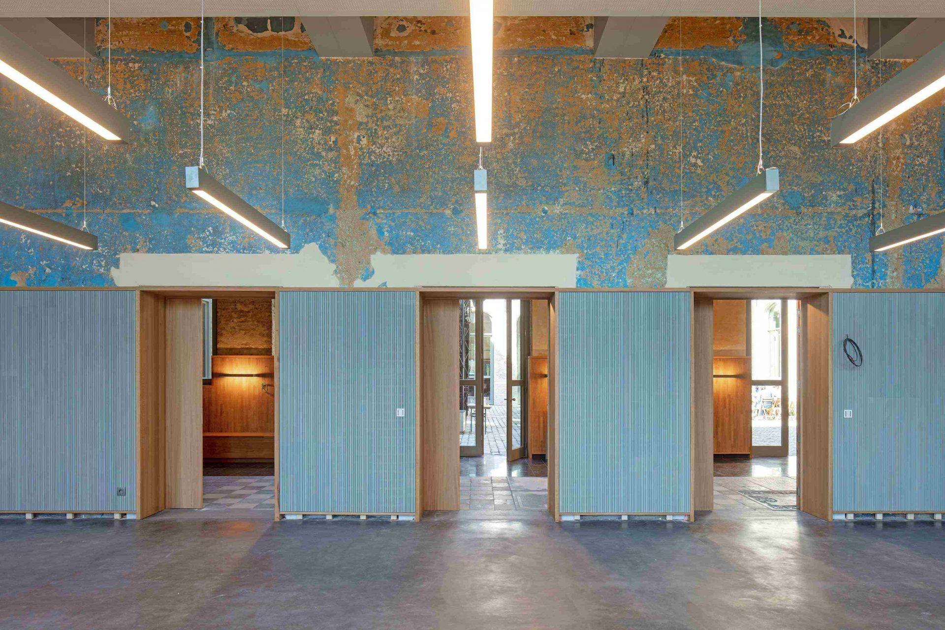 Mechelen Blauwe Kamer
