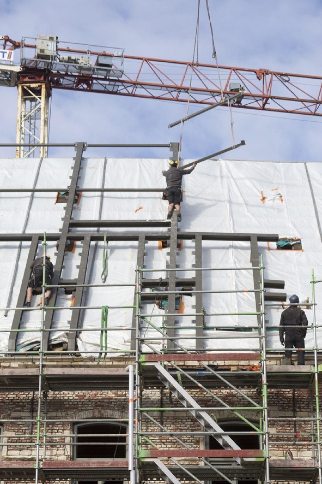 Mechelen Construction 1