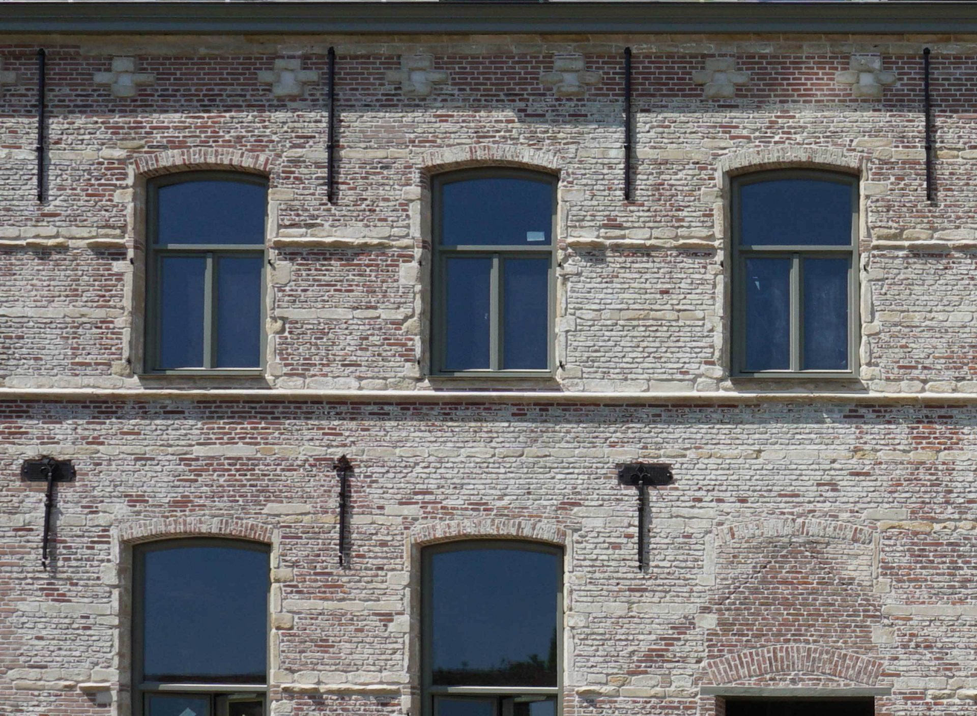 Mechelen Elevation Windows