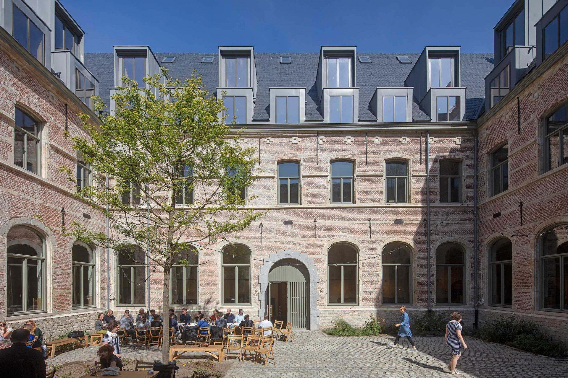 Mechelen Pandhof