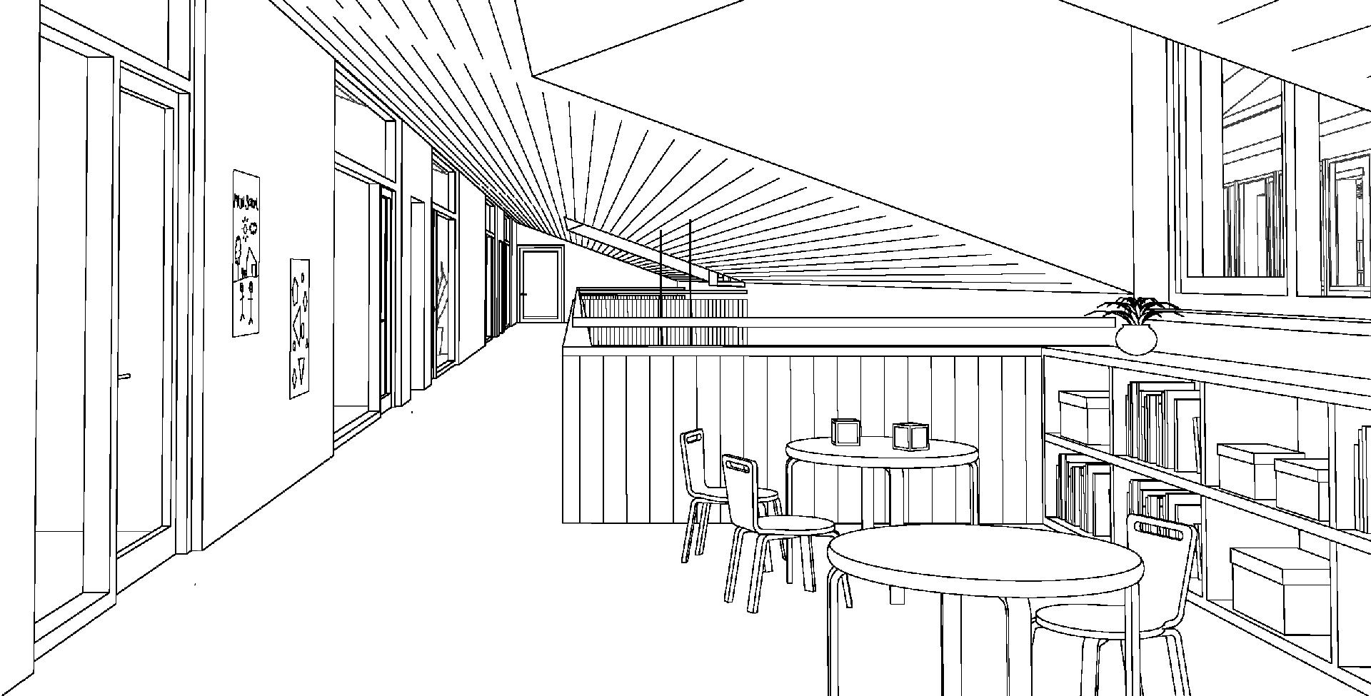 Molen Line Corridor Dormer