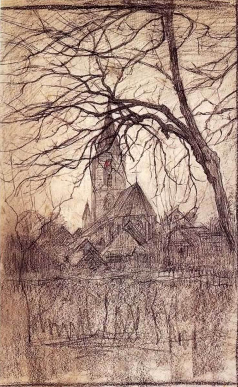 Mondrian Jakobs Kerk