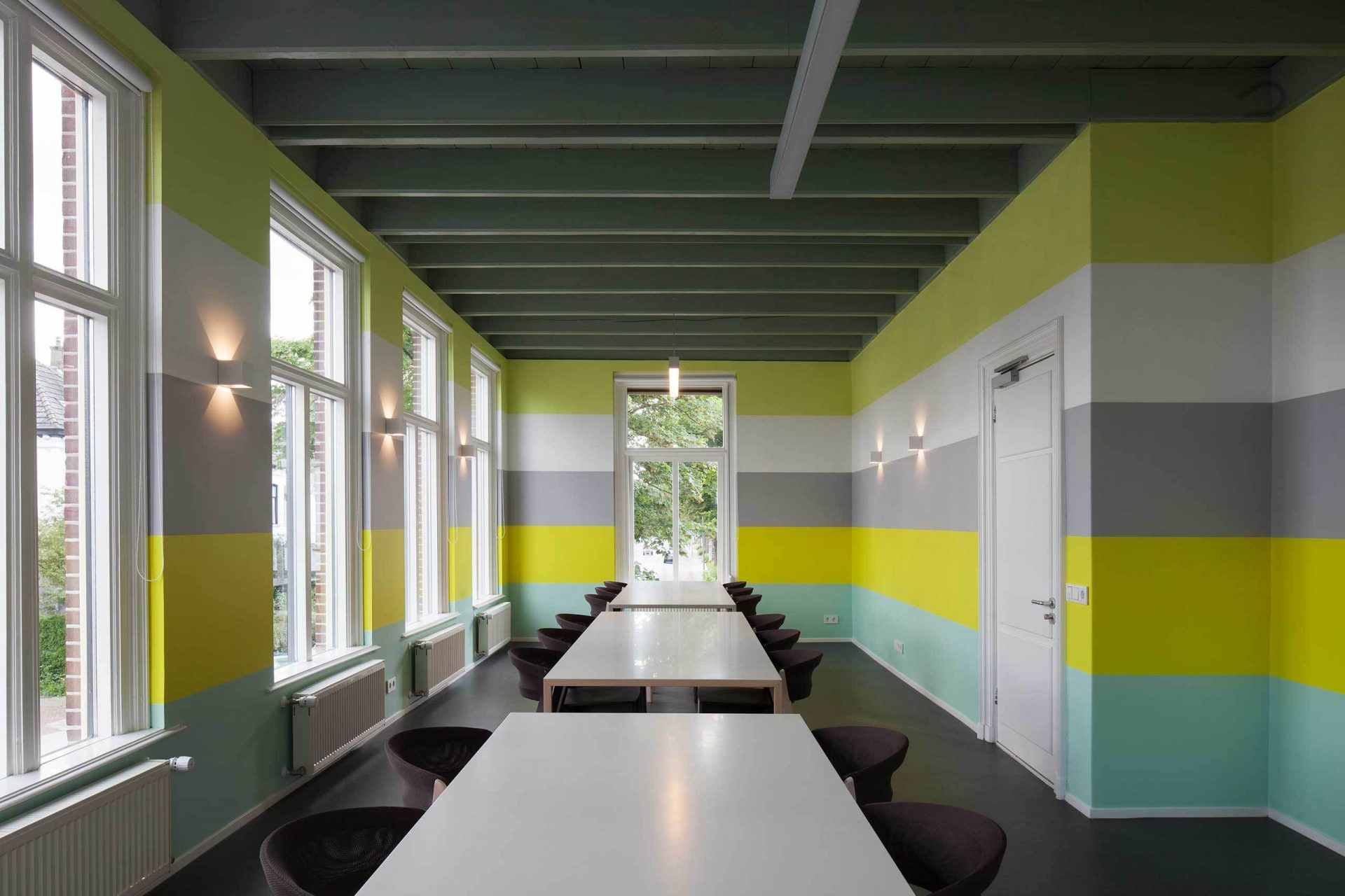 Mondrian Meeting Room