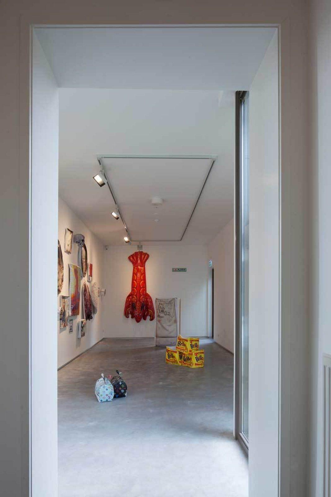 Mondrian Small Expo Door