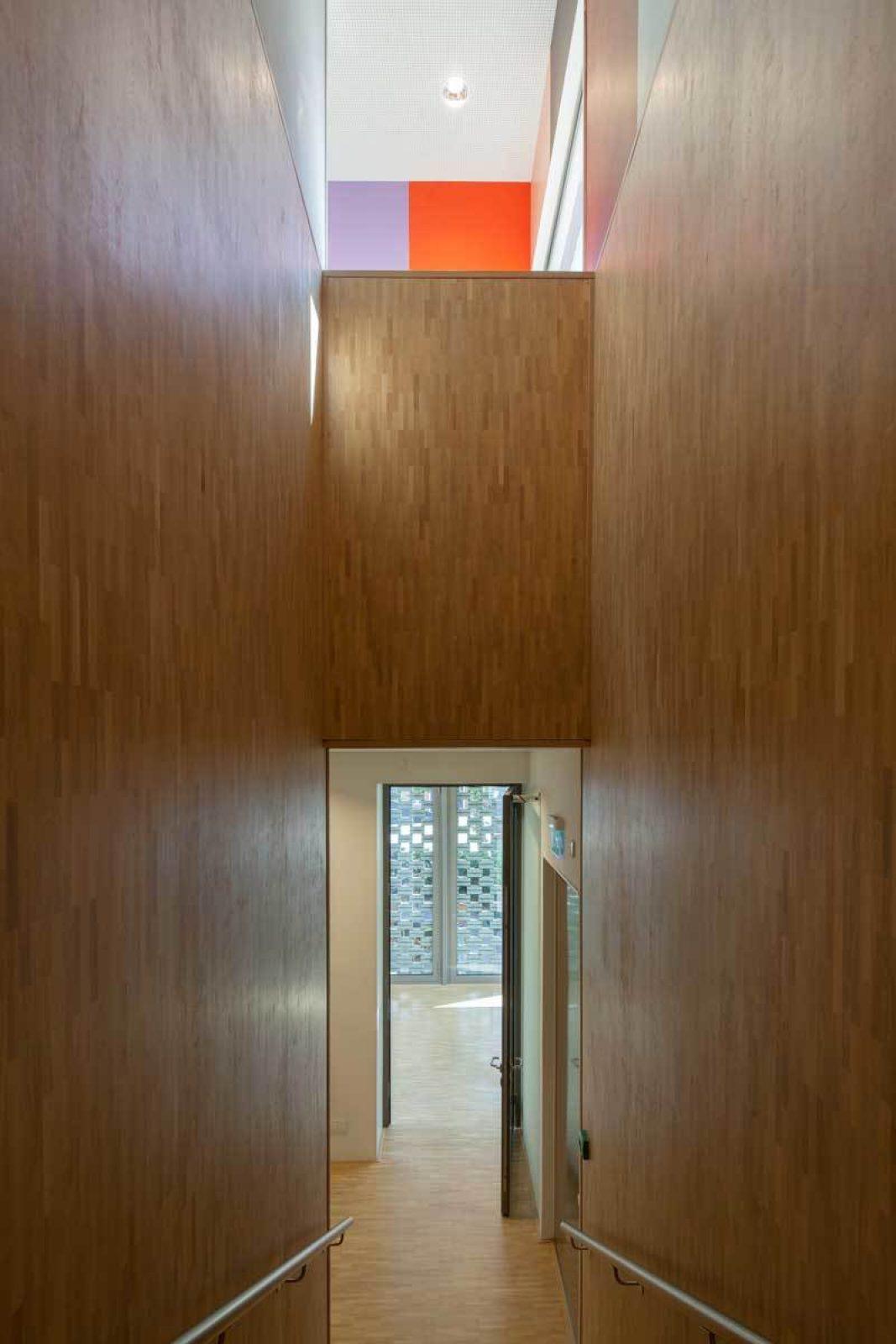 Mondrian Stair Wood