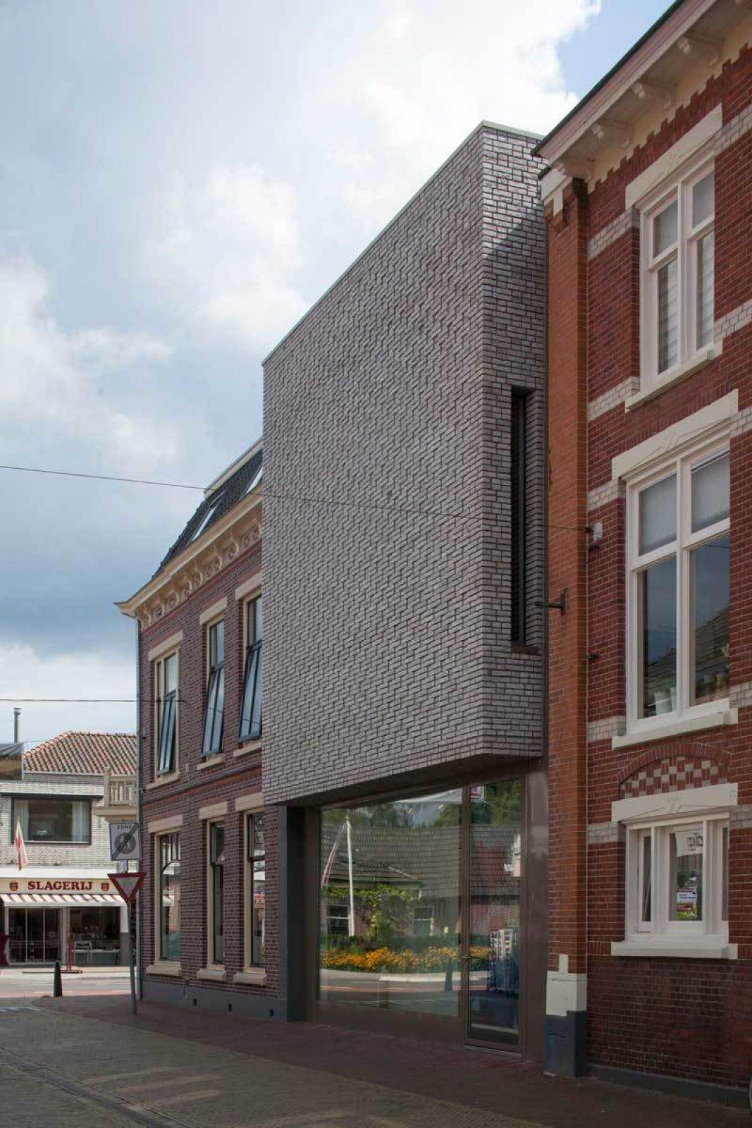Mondrian Street New Facade