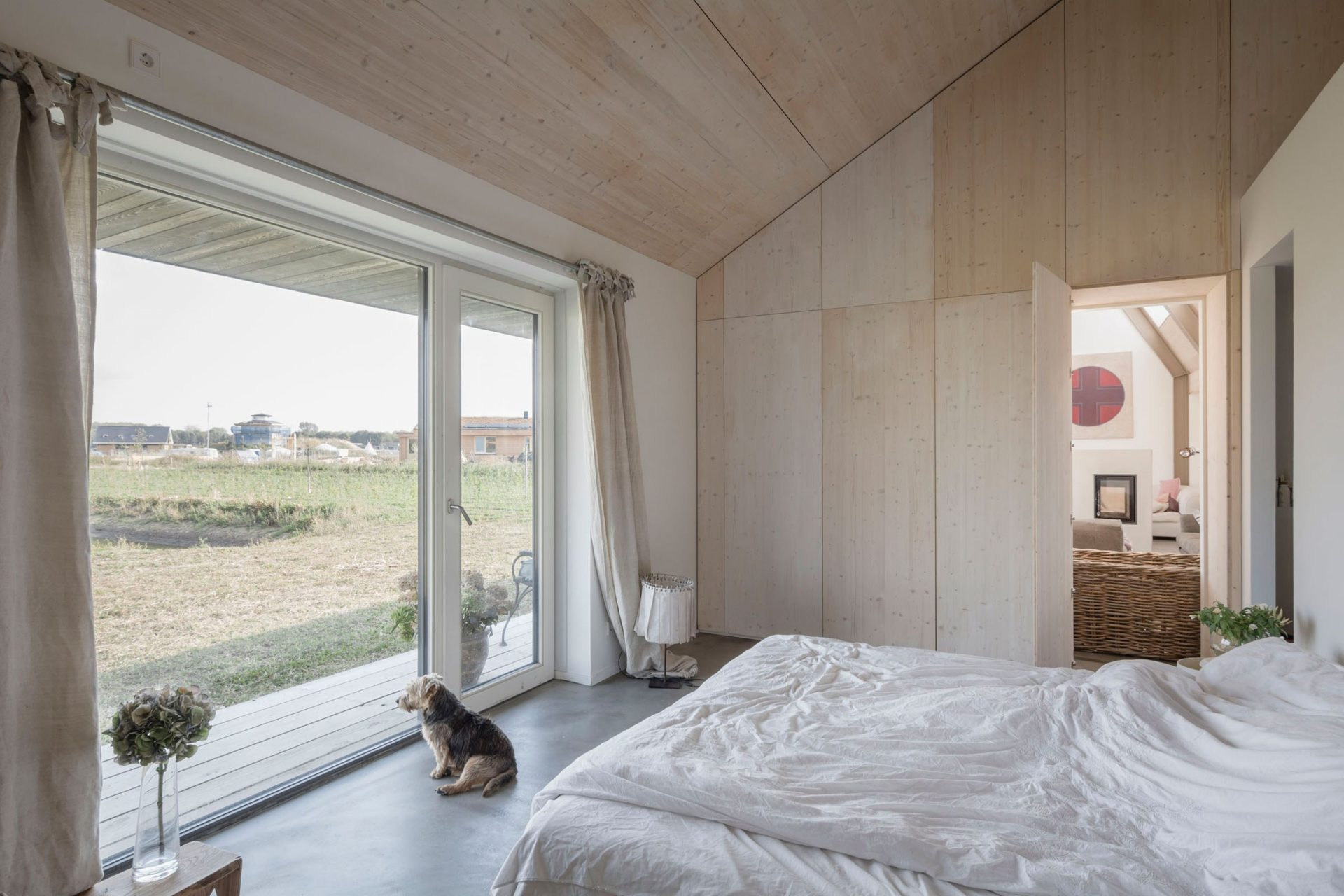 Oosterwold Bedroom