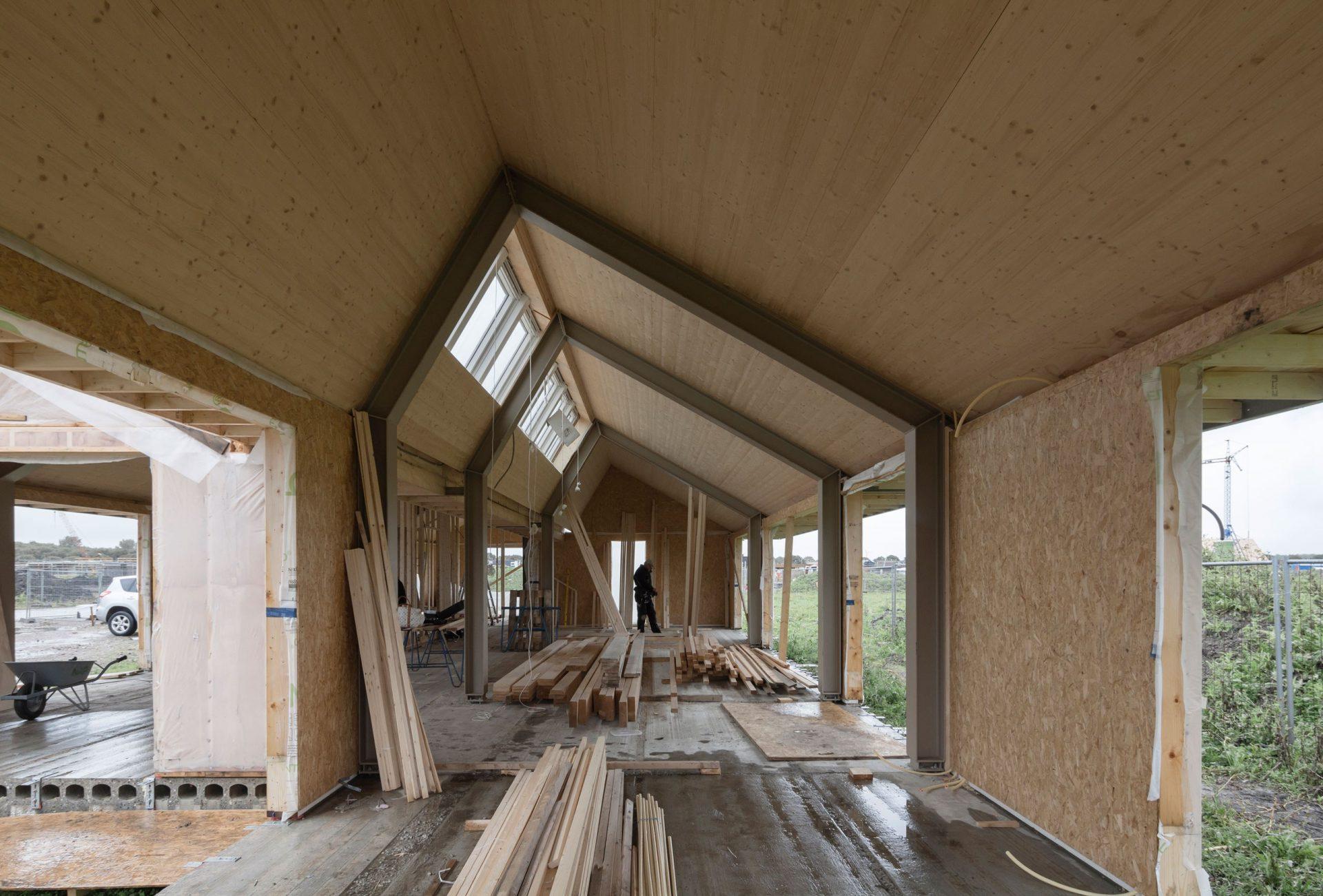 Oosterwold Construction Osb Internal
