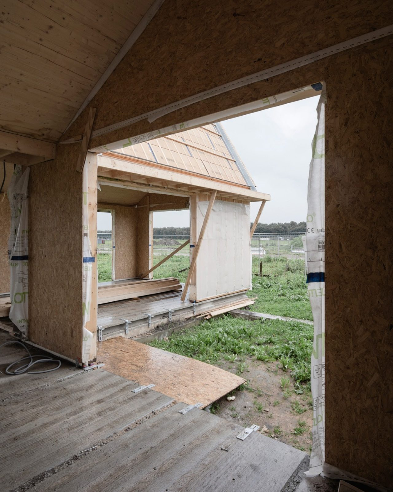 Oosterwold Construction Osb