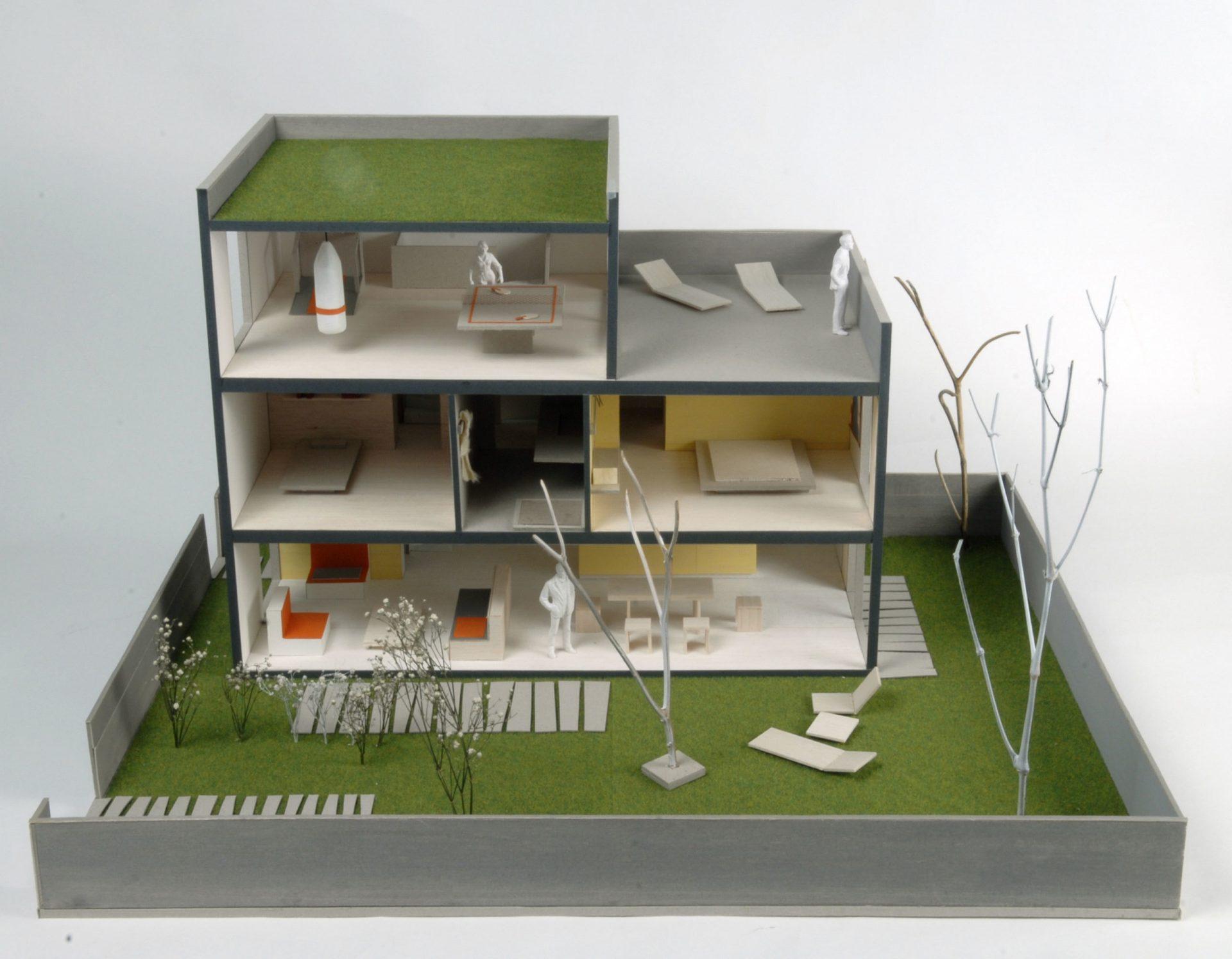 Rekkelijke Section Model 3