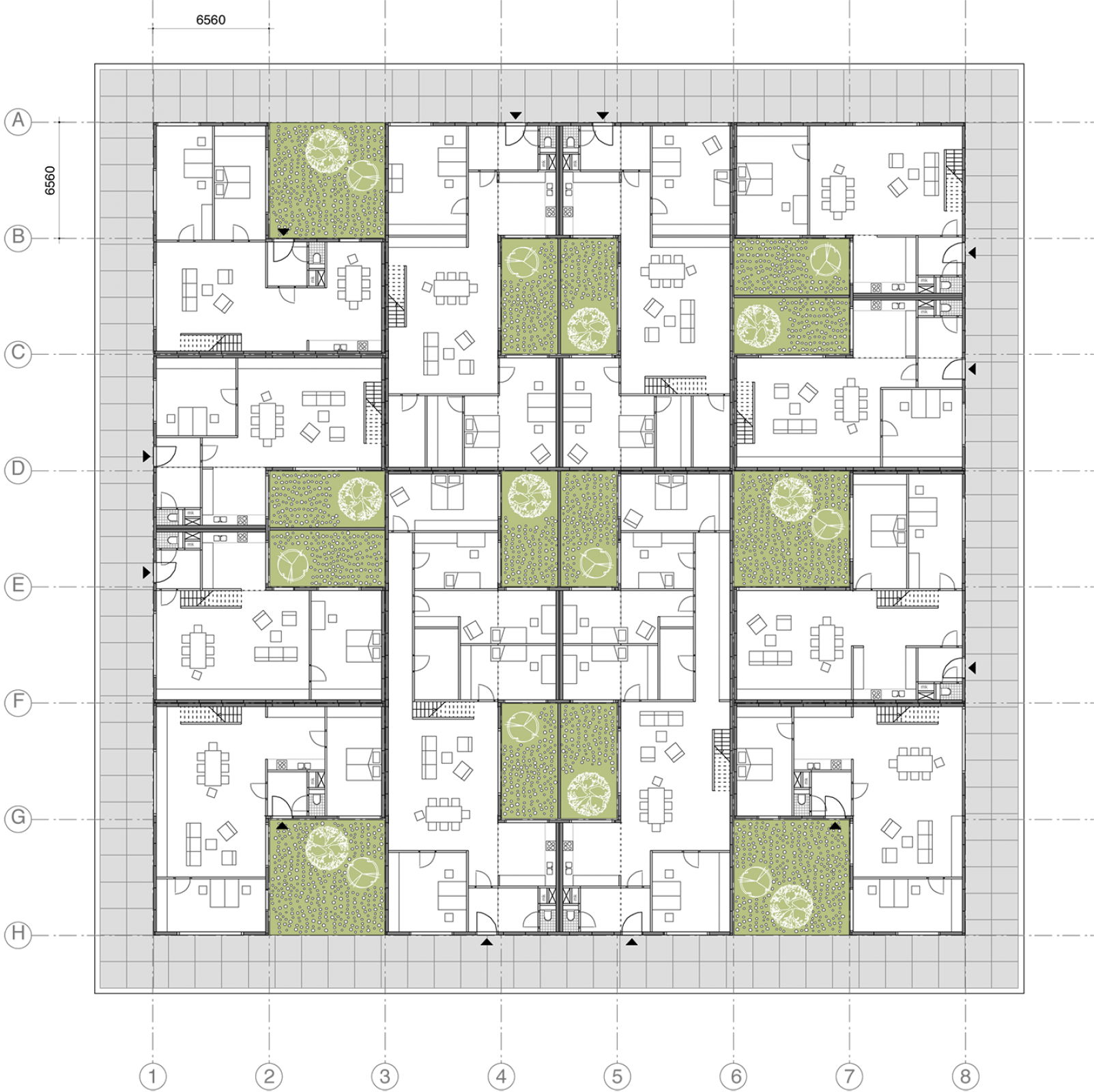 Strijp Floorplan Serie 10