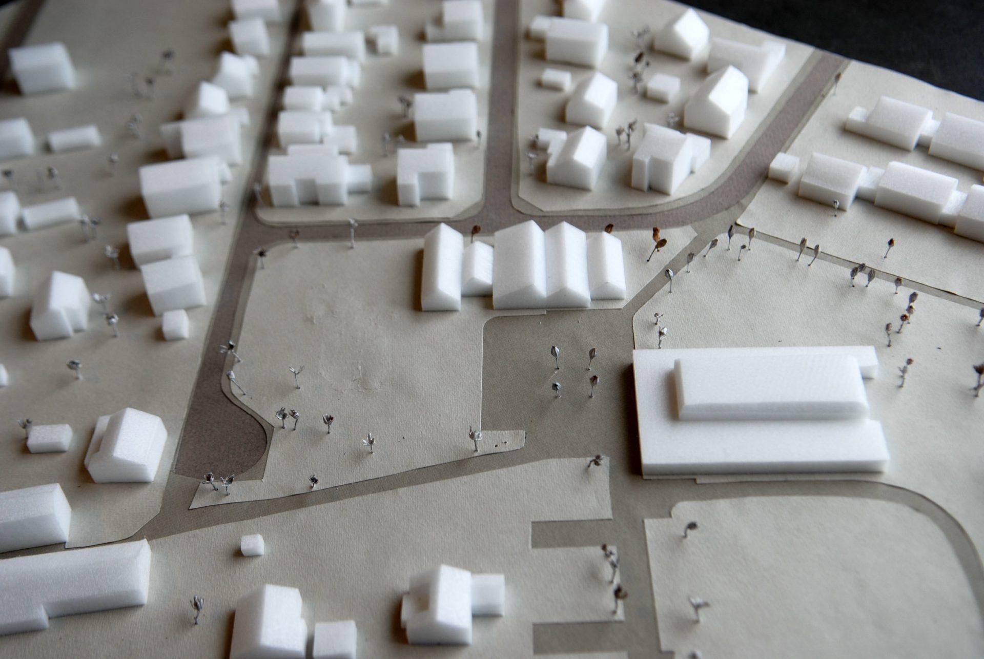 Ulm Model Town 2