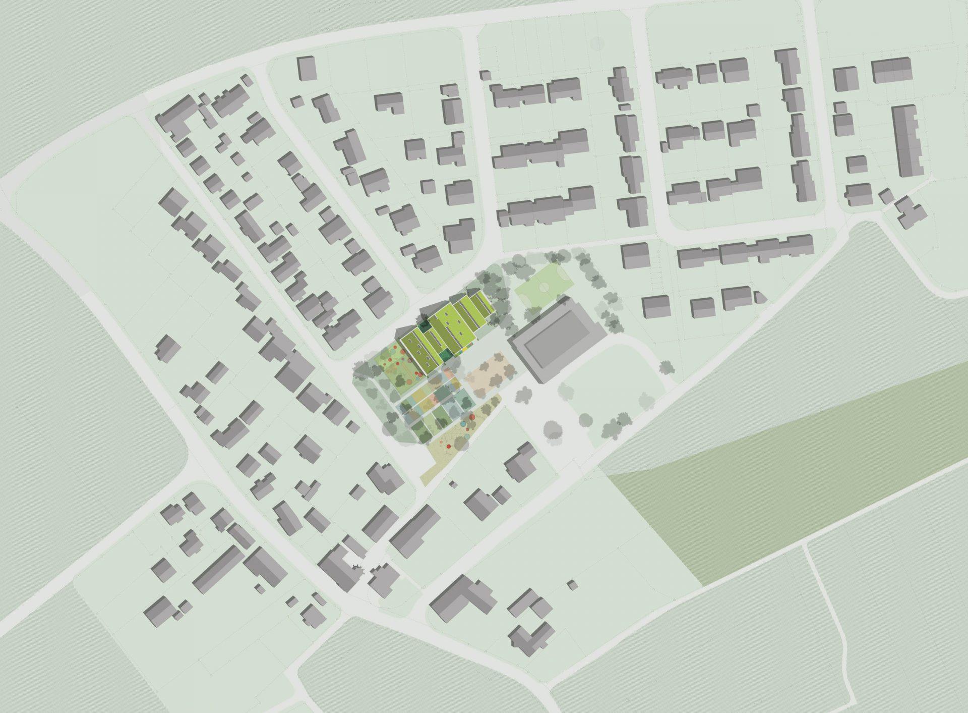 Ulm Site Plan