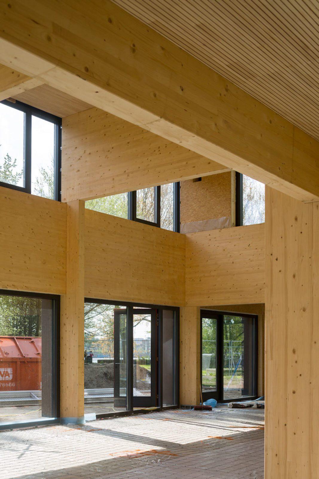 Van Esteren Interior Wood