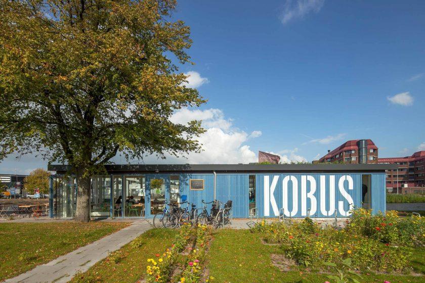 Kobus Front Elev