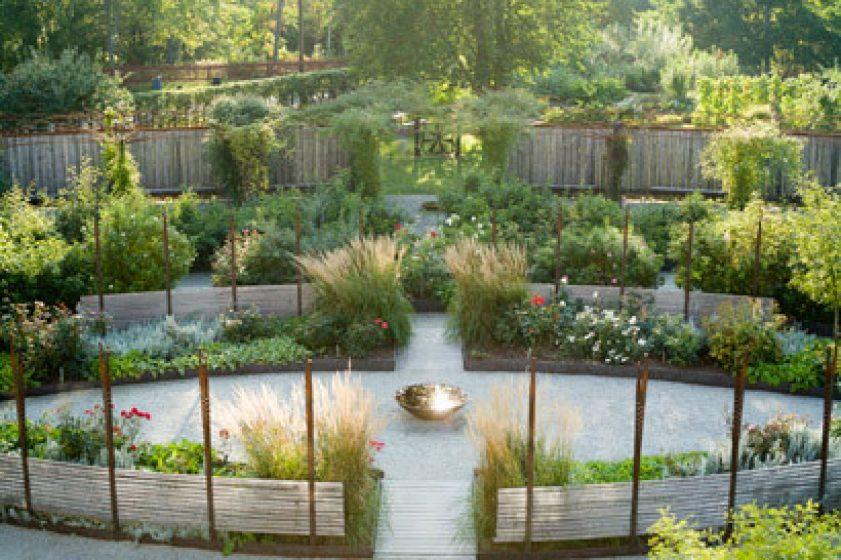 Simon Irvine Garden